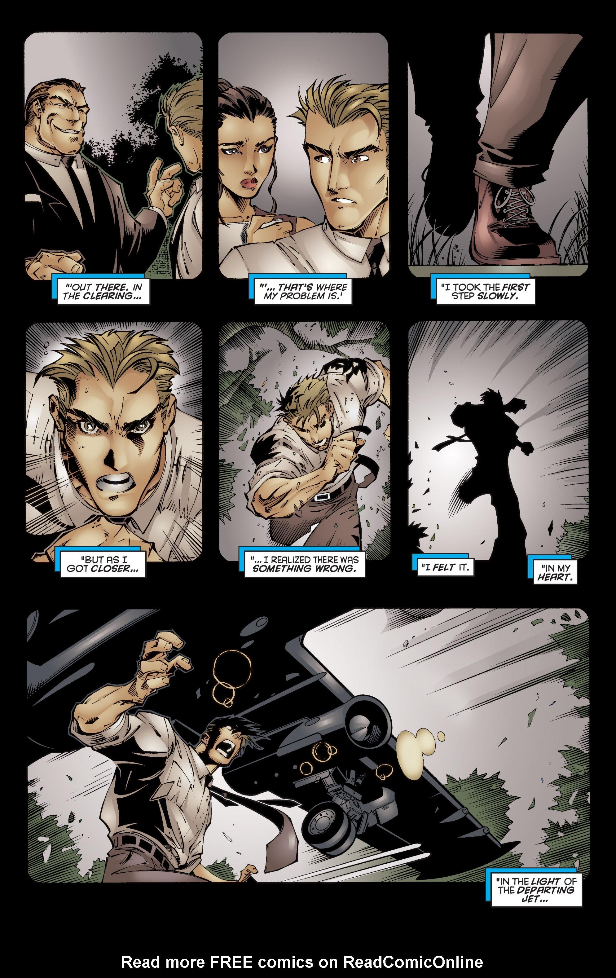 Read online Uncanny X-Men (1963) comic -  Issue #340 - 10