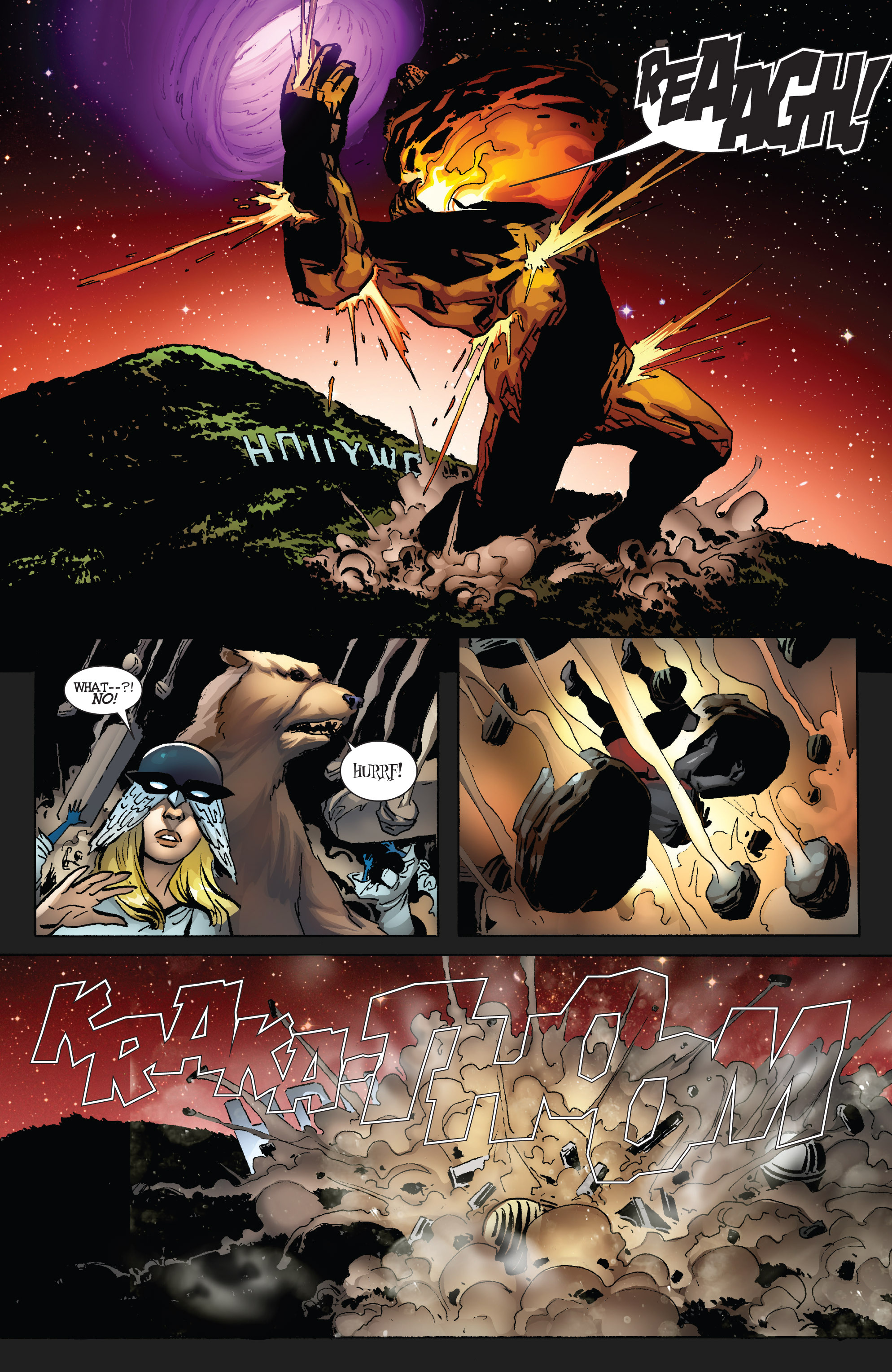 Read online Uncanny X-Force (2013) comic -  Issue #15 - 8