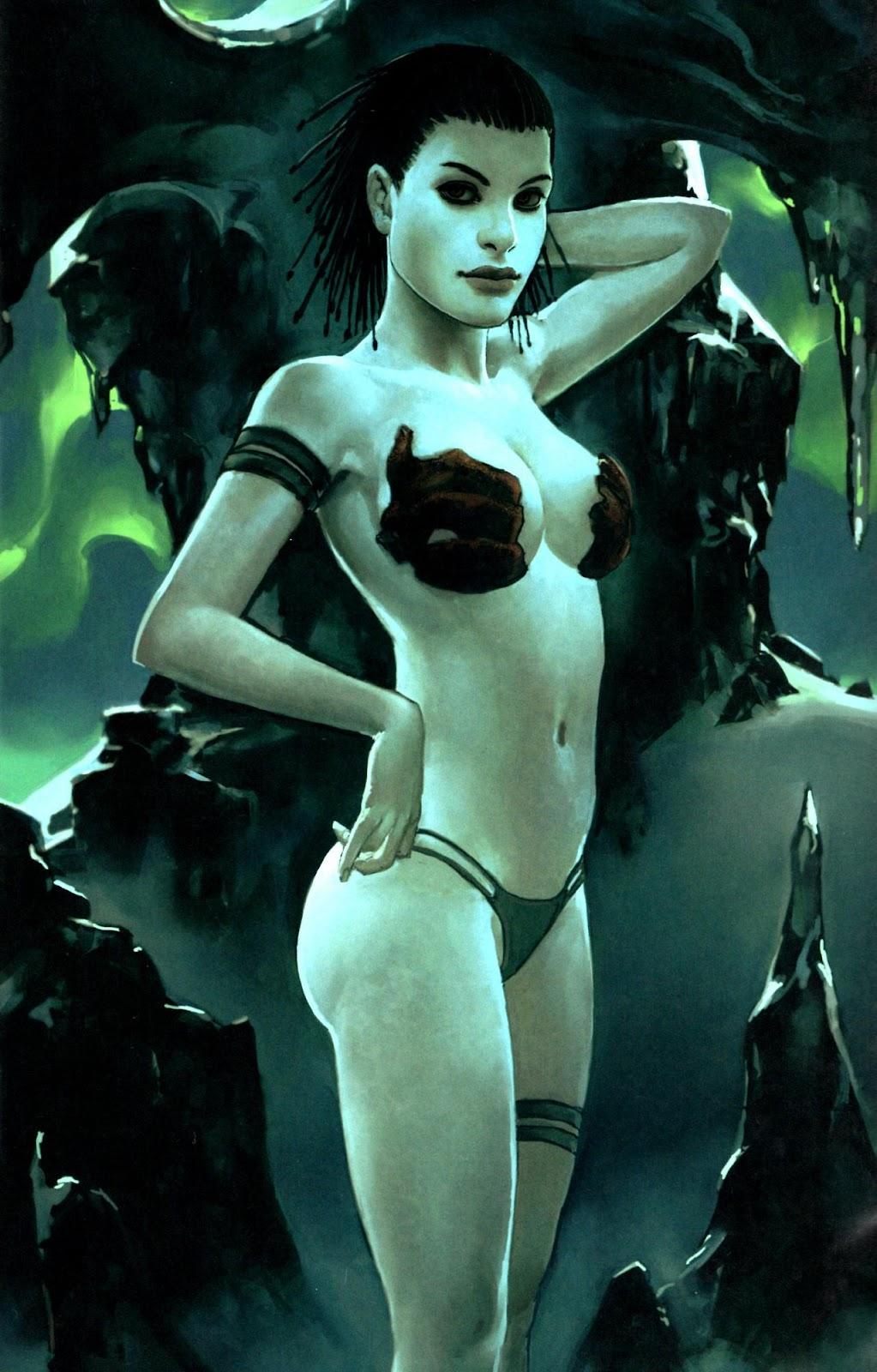Read online Aspen Splash: Swimsuit Spectacular comic -  Issue # Issue 2010 - 13