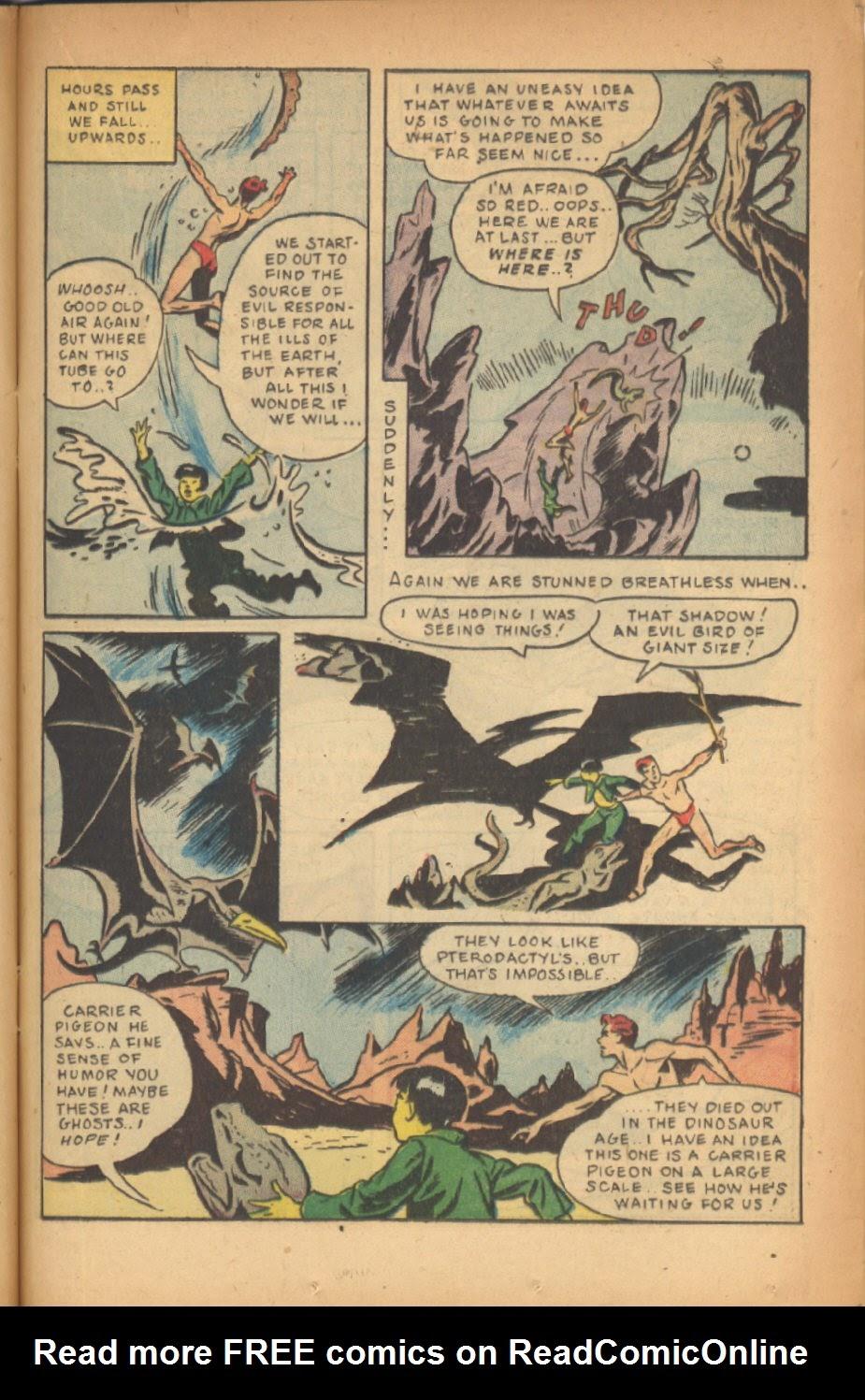 Read online Super-Magician Comics comic -  Issue #47 - 33