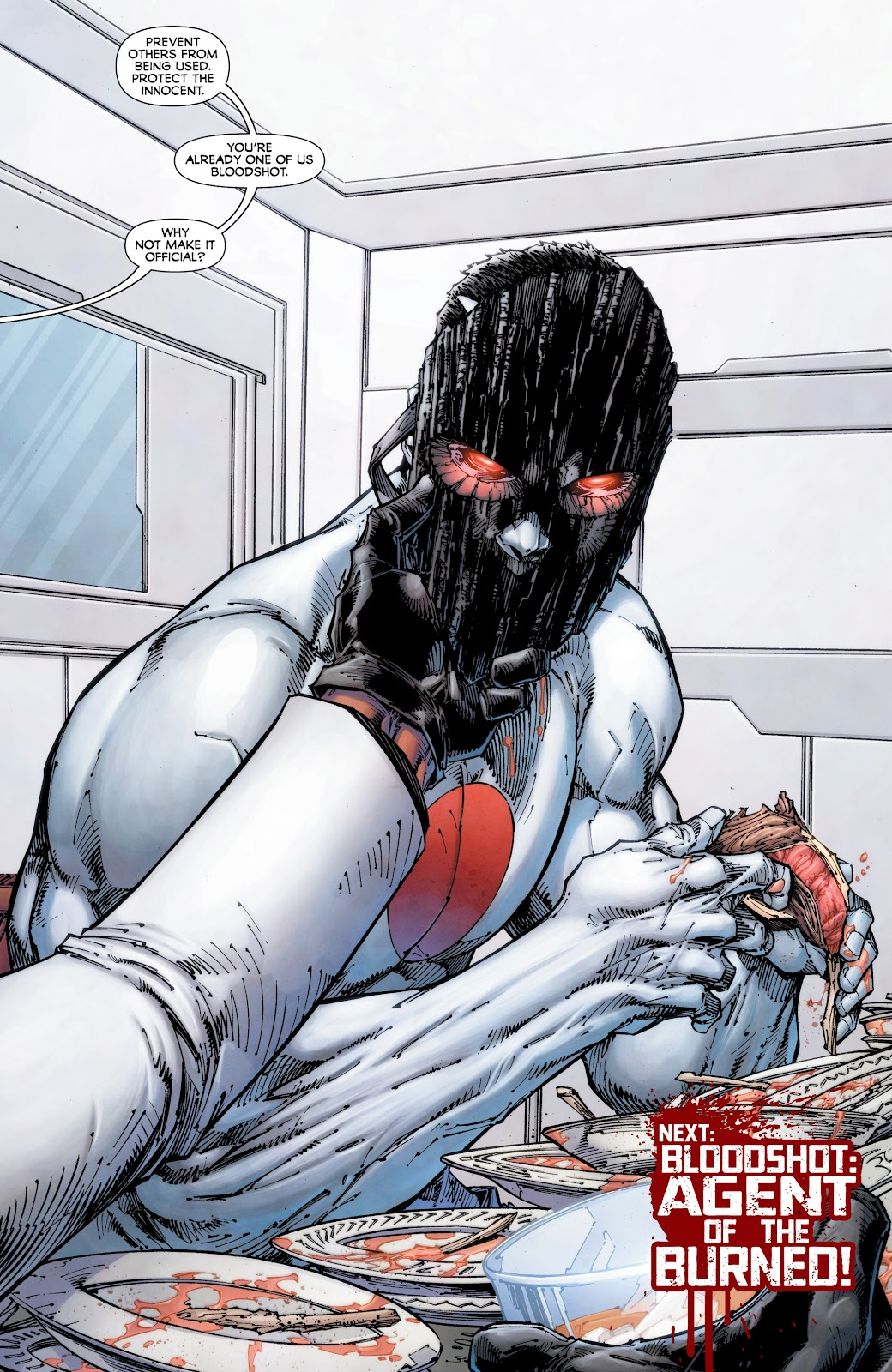 Read online Bloodshot (2019) comic -  Issue #3 - 22