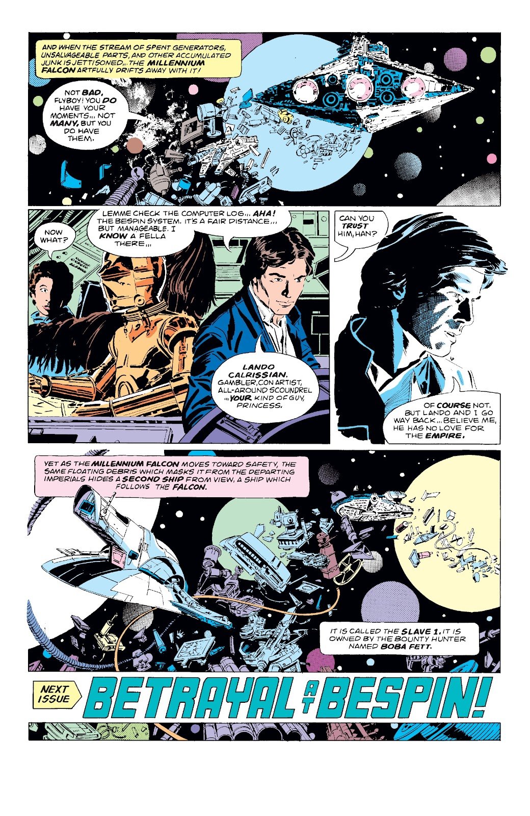 Read online Star Wars Legends: The Original Marvel Years - Epic Collection comic -  Issue # TPB 3 (Part 1) - 77