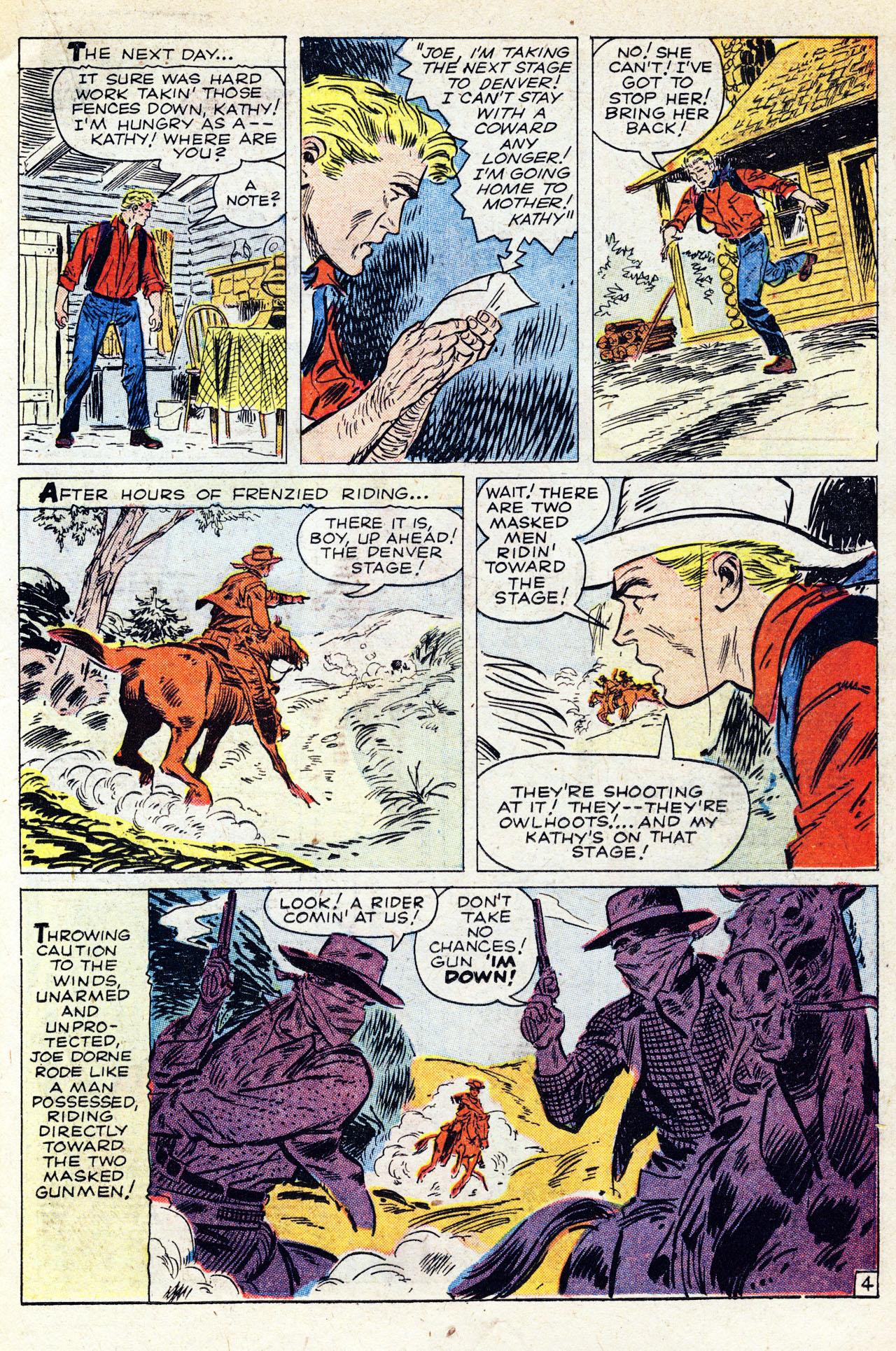 Read online Two-Gun Kid comic -  Issue #58 - 23