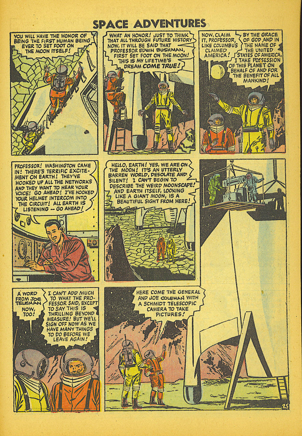 Space Adventures (1952) issue 20 - Page 27