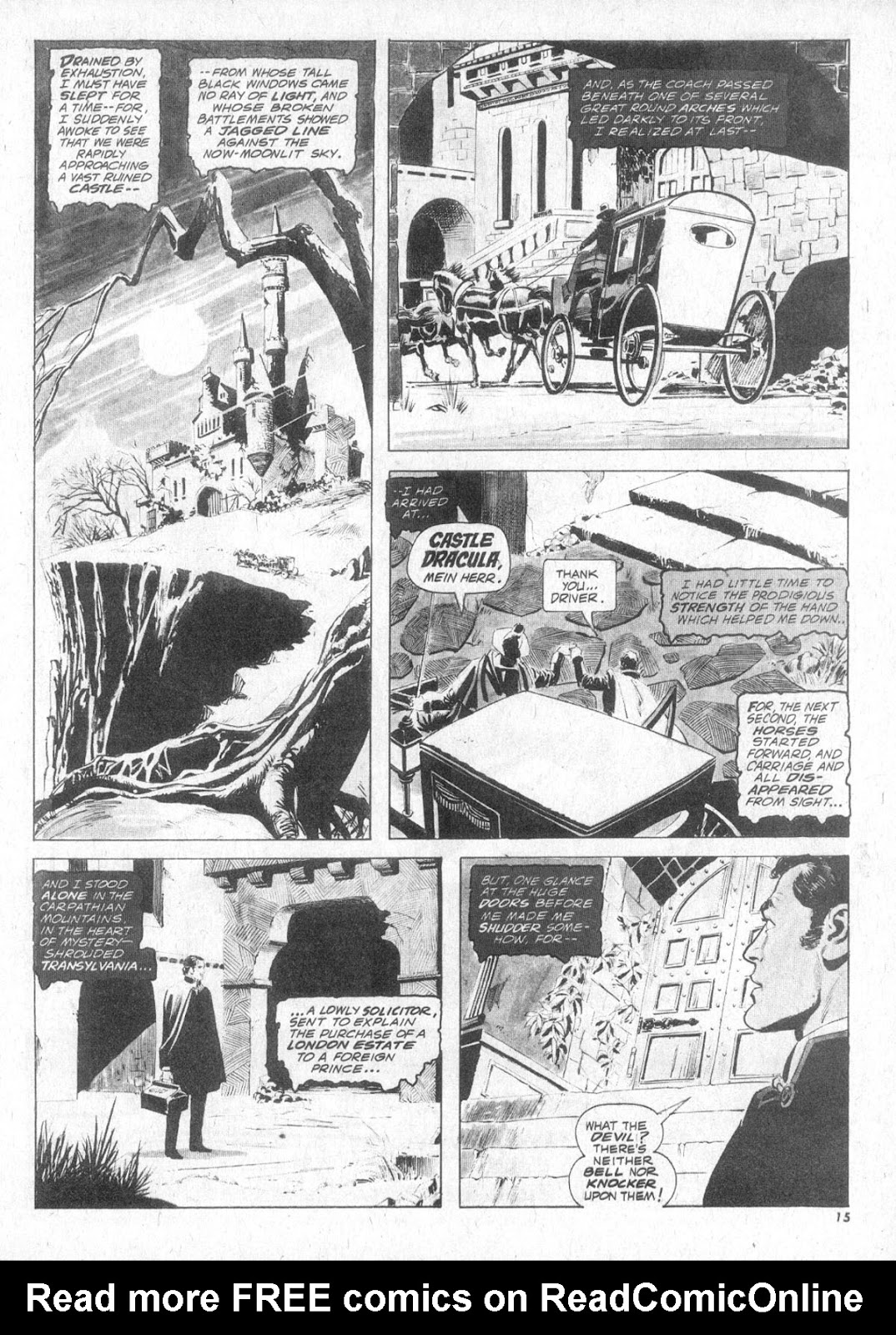 Dracula Lives issue 5 - Page 16