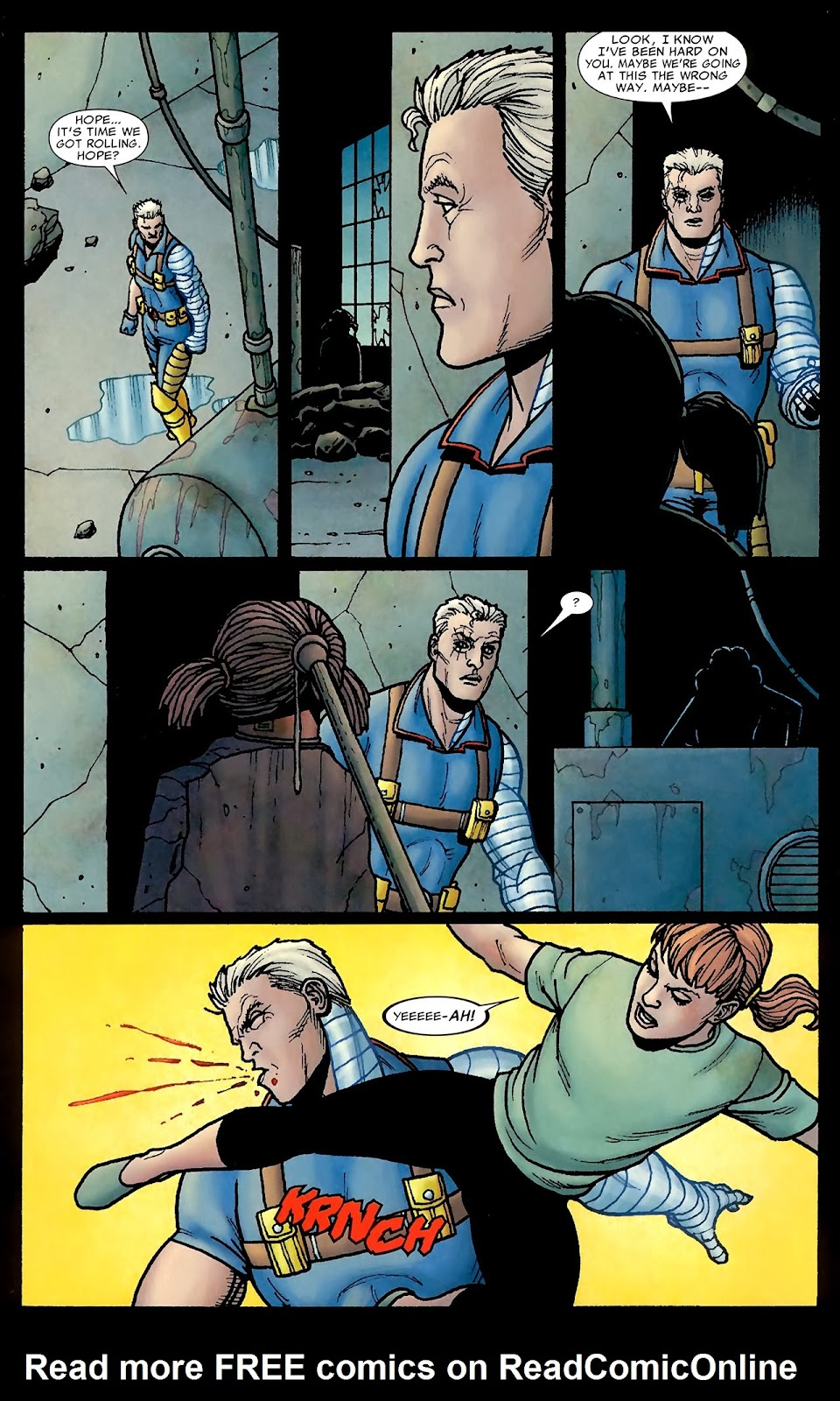 Read online X-Men: Second Coming Revelations comic -  Issue # TPB (Part 1) - 18