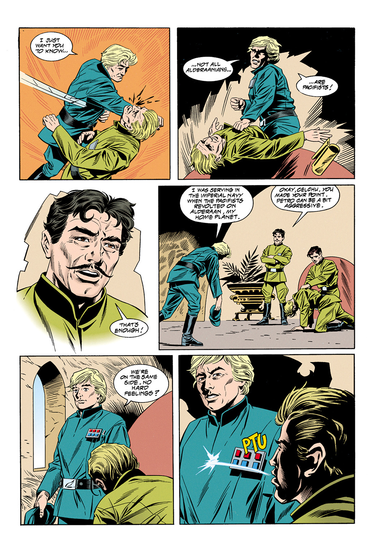 Read online Star Wars Omnibus comic -  Issue # Vol. 1 - 120