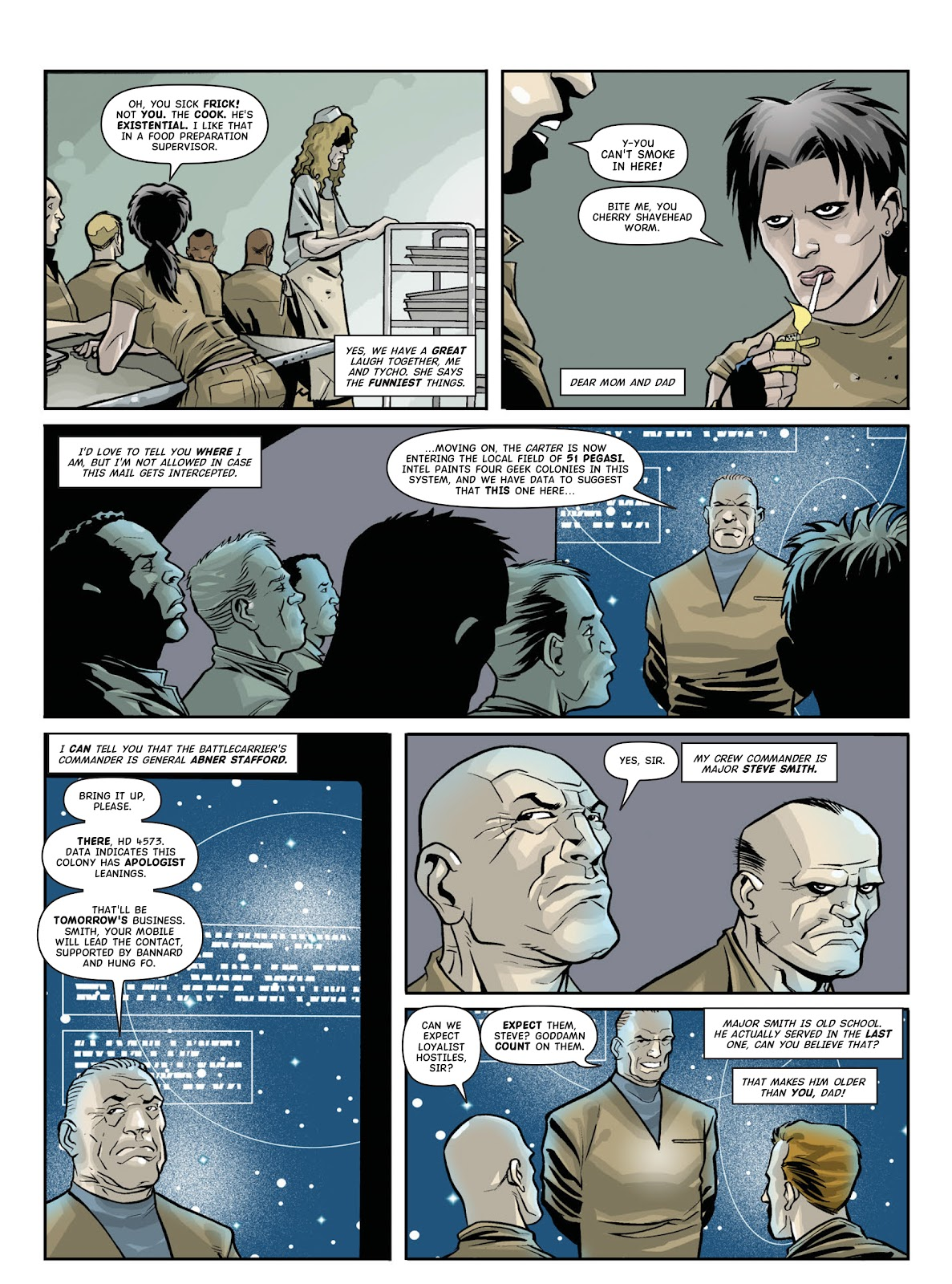 Judge Dredd Megazine (Vol. 5) Issue #381 #180 - English 72