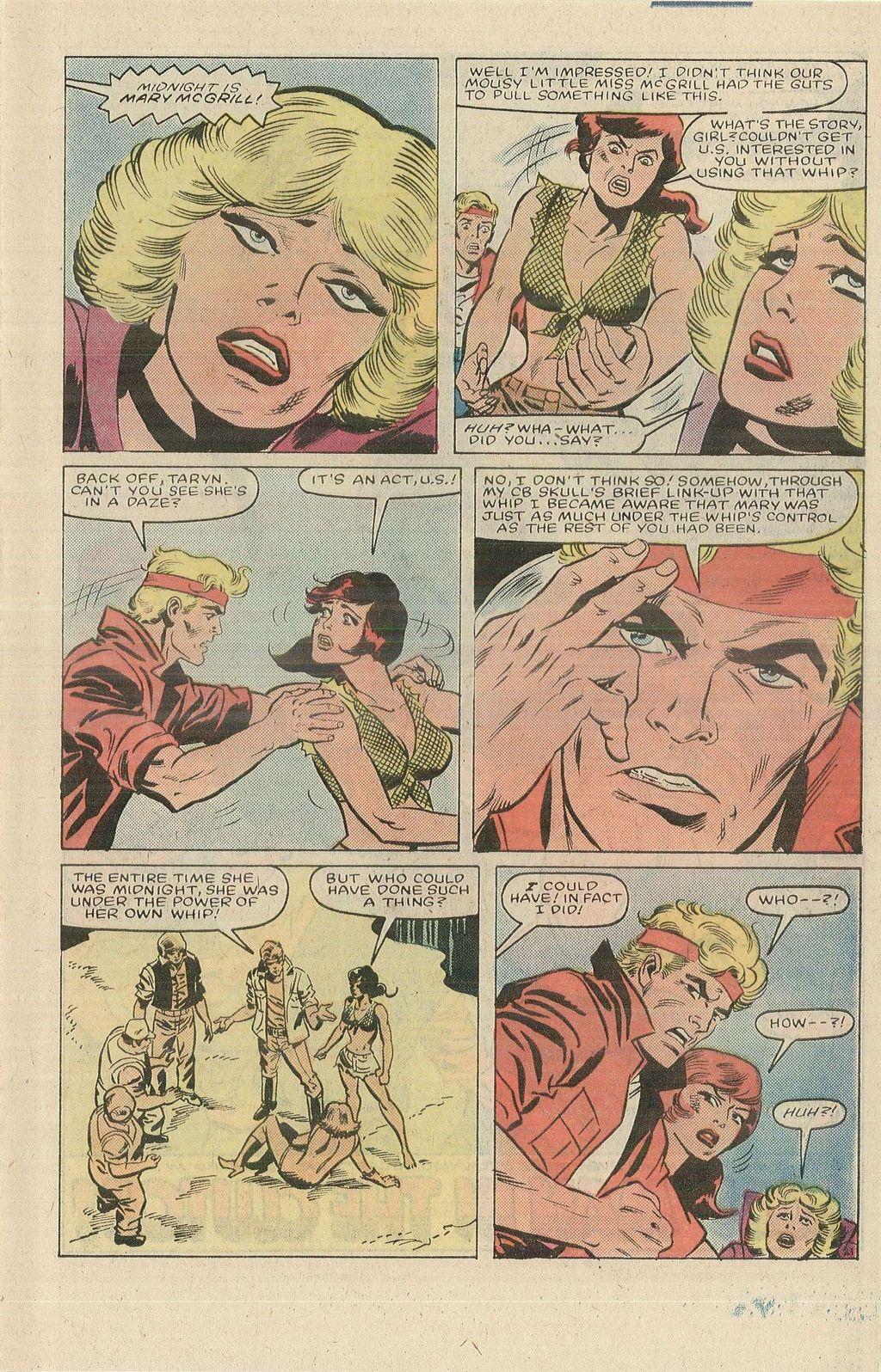 Read online U.S. 1 comic -  Issue #9 - 31