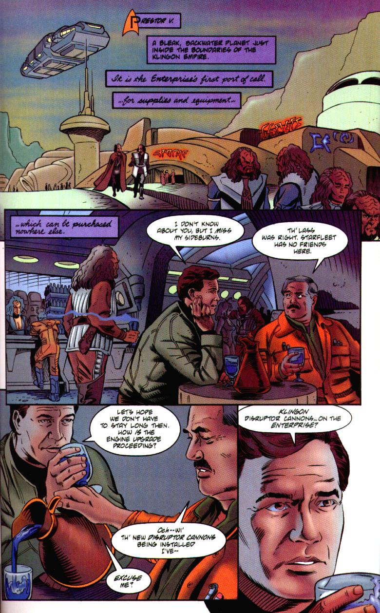 Read online Star Trek: The Ashes of Eden comic -  Issue # Full - 42