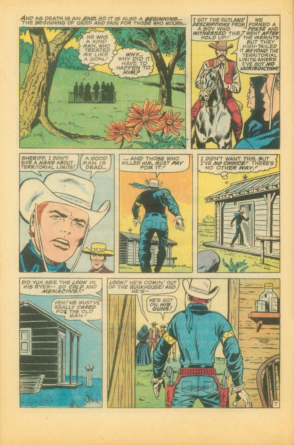 The Rawhide Kid (1955) issue 73 - Page 13