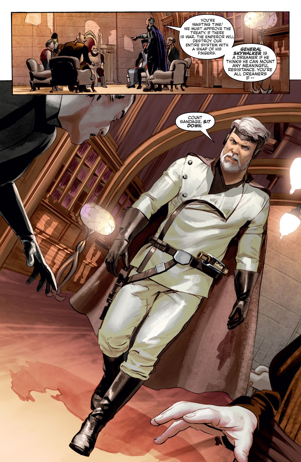Read online Star Wars Legends: Infinities - Epic Collection comic -  Issue # TPB (Part 4) - 8