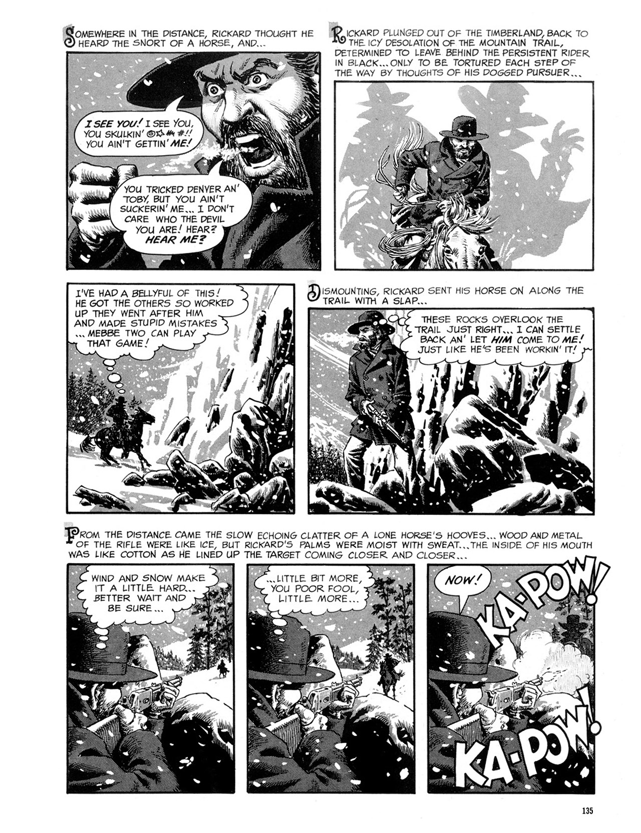 Read online Eerie Archives comic -  Issue # TPB 2 - 136