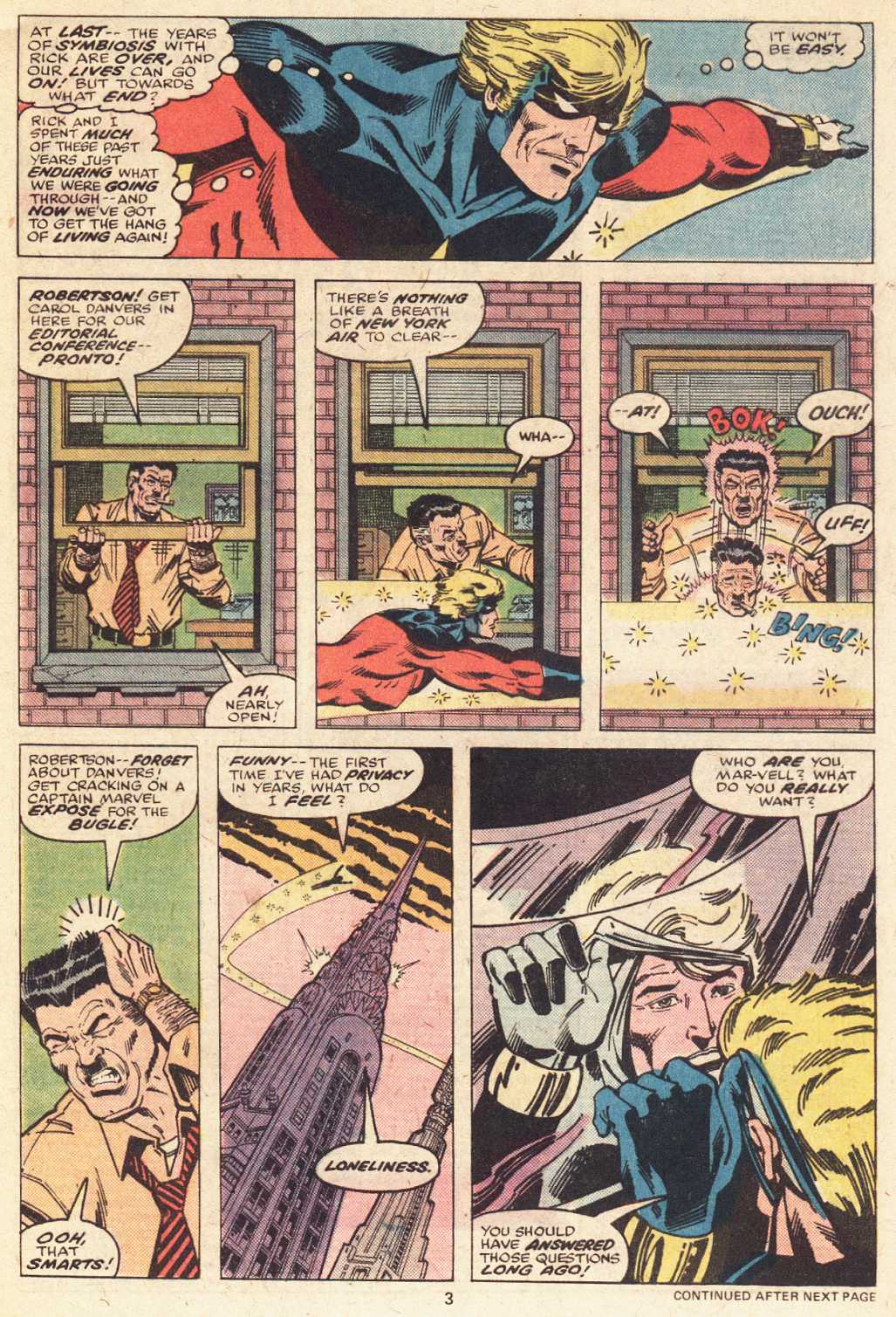 Captain Marvel (1968) issue 51 - Page 4