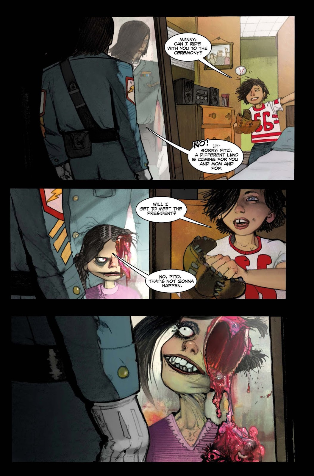 13 Coins issue TPB - Page 101