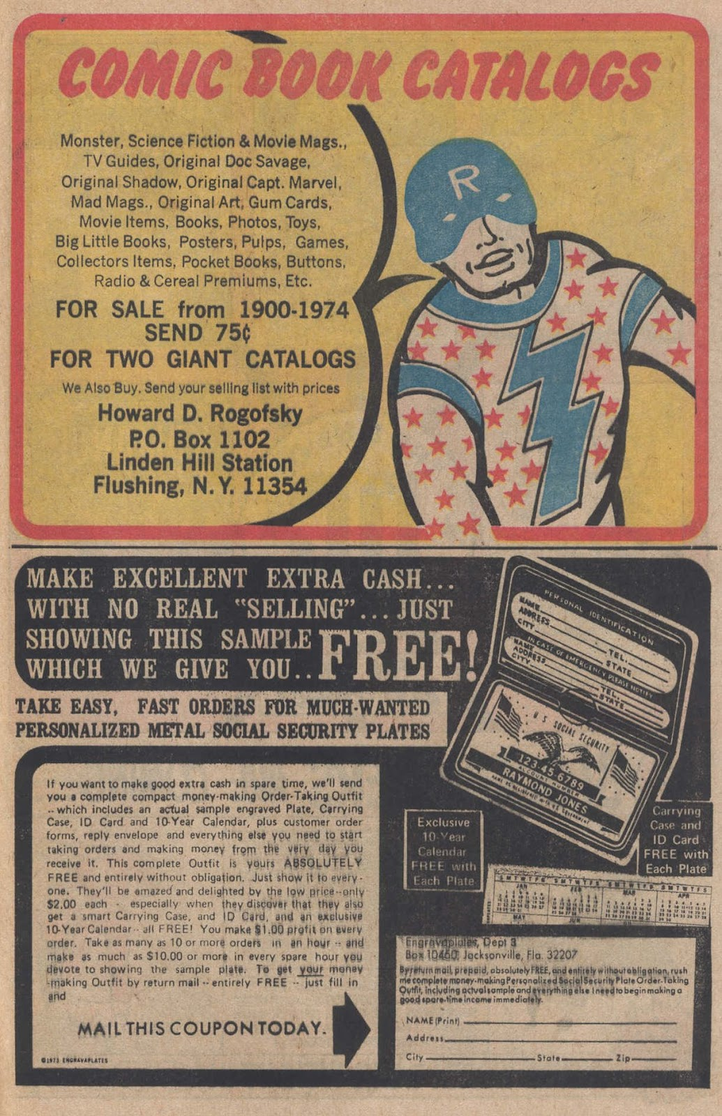Read online Strange Sports Stories (1973) comic -  Issue #5 - 28