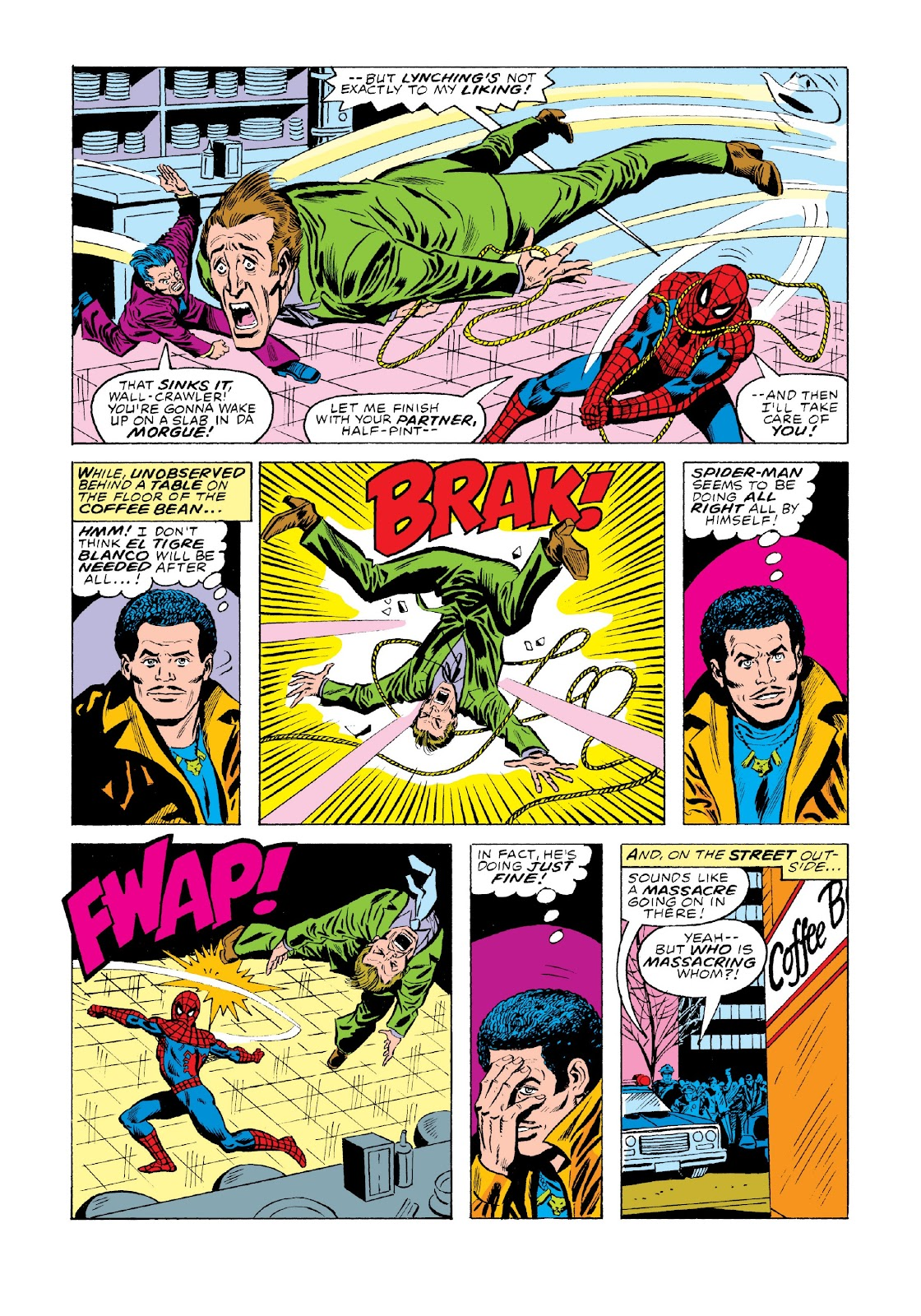 Read online Marvel Masterworks: The Spectacular Spider-Man comic -  Issue # TPB 2 (Part 1) - 77