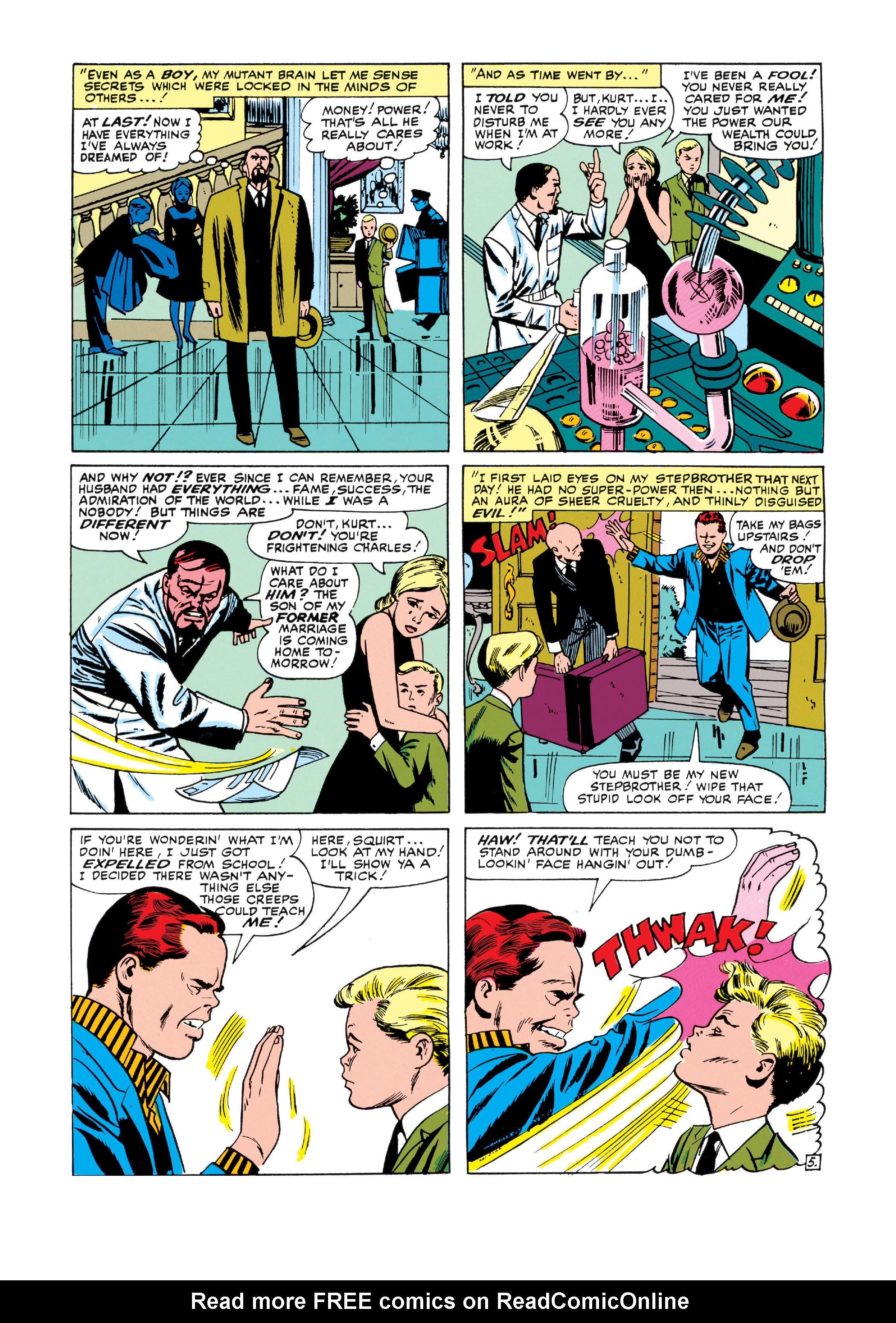 Uncanny X-Men (1963) 12 Page 5