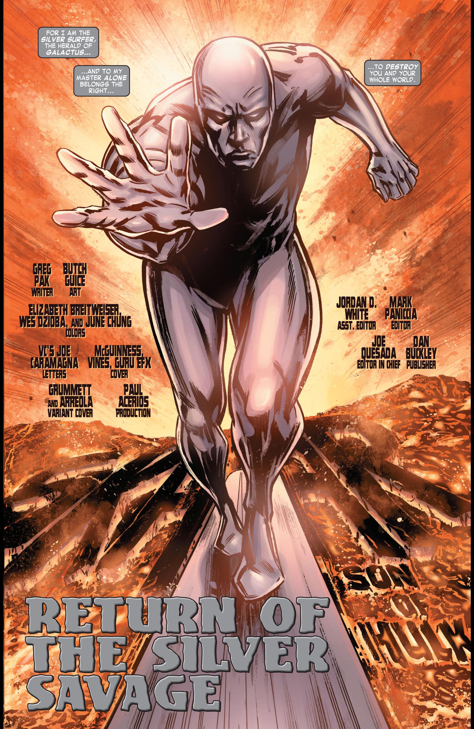 Read online Skaar: Son of Hulk comic -  Issue #7 - 6