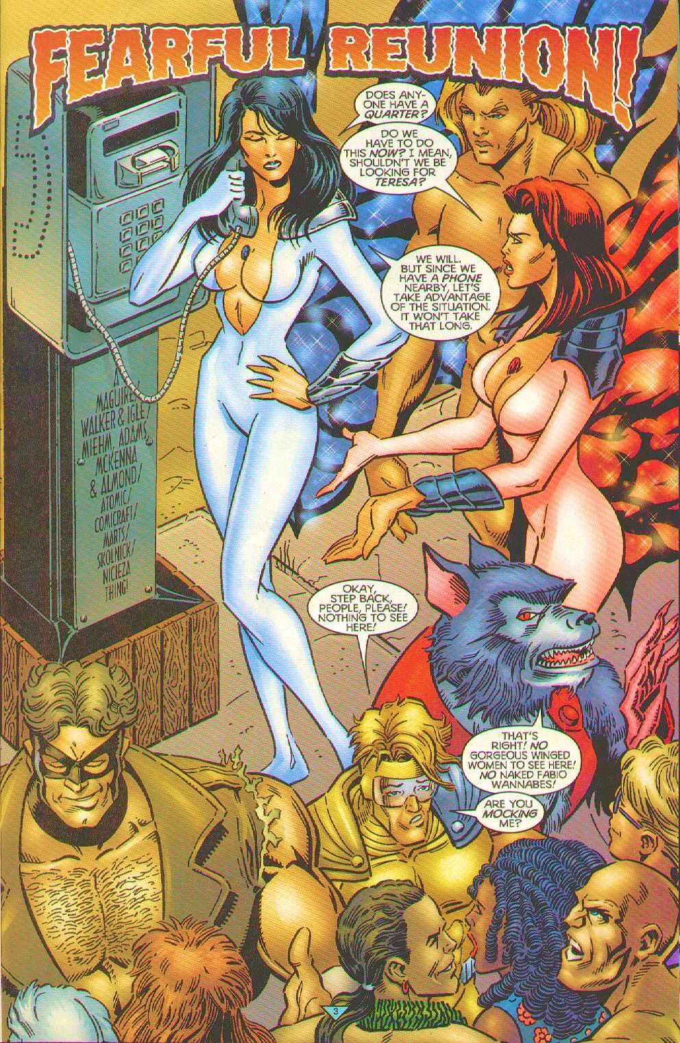 Read online Trinity Angels comic -  Issue #10 - 4