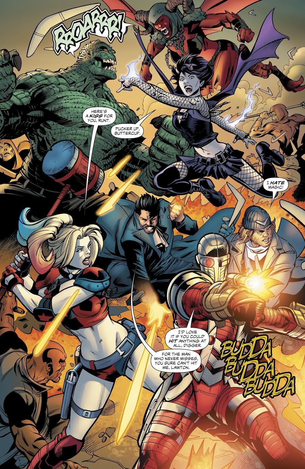 Read online Suicide Squad Black Files comic -  Issue #4 - 32