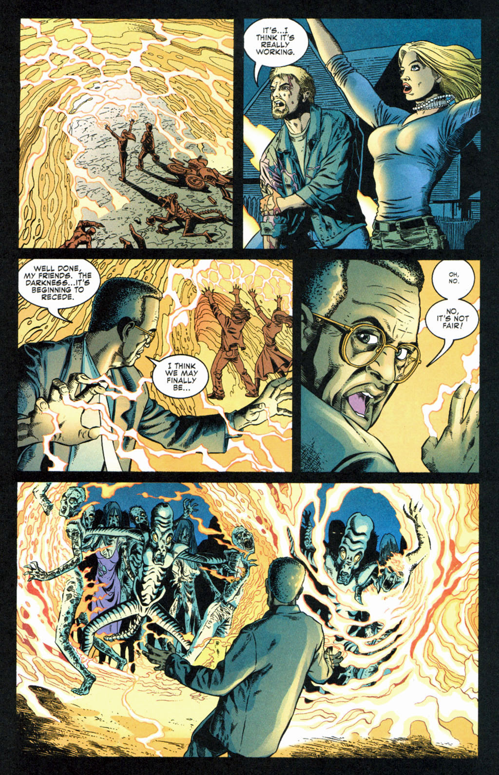 Read online Doctor Fate (2003) comic -  Issue #4 - 18