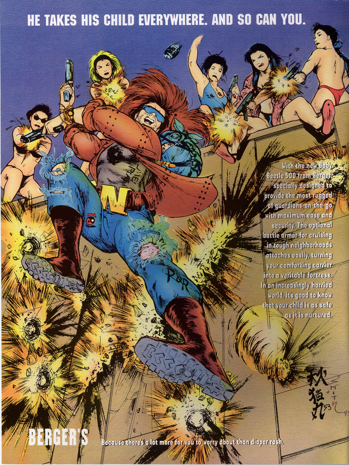 Read online Marvel Swimsuit Special comic -  Issue #2 - 2