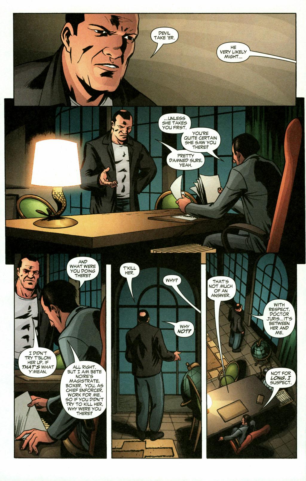Read online Fallen Angel (2003) comic -  Issue #16 - 15