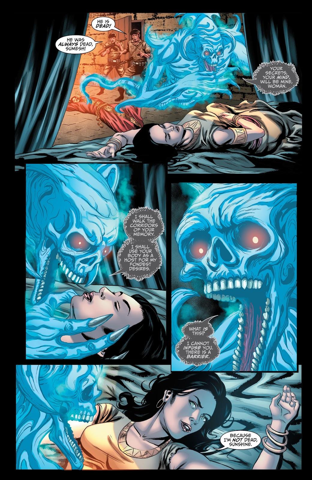 Read online Van Helsing: Sword of Heaven comic -  Issue #6 - 5
