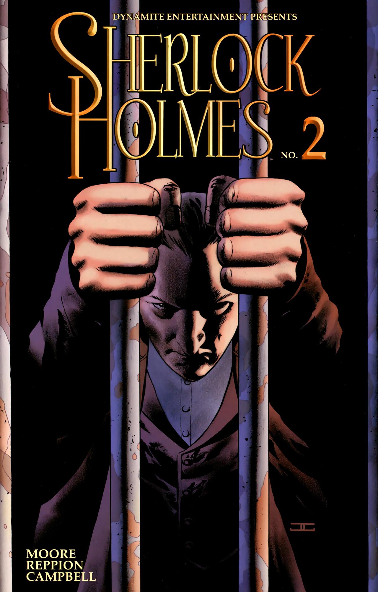 Read online Sherlock Holmes (2009) comic -  Issue #2 - 1