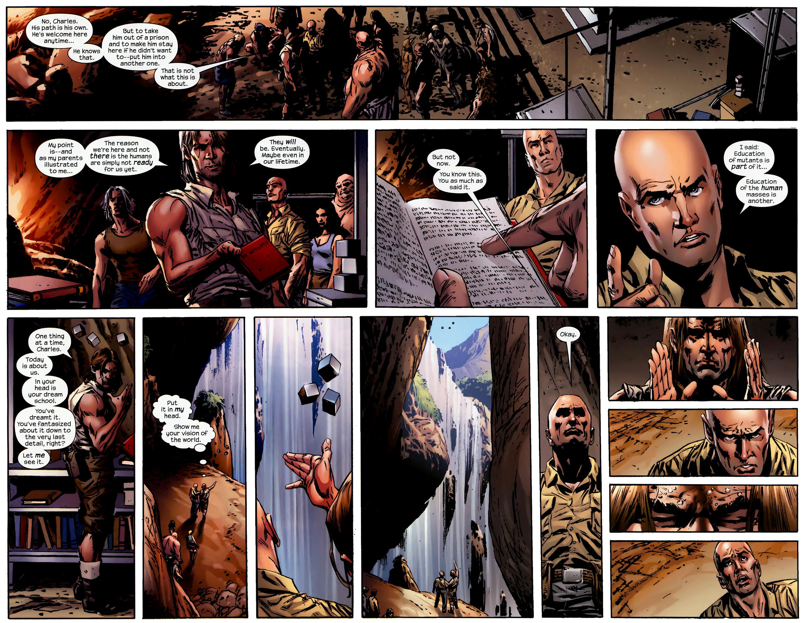 Read online Ultimate Origins comic -  Issue #3 - 18