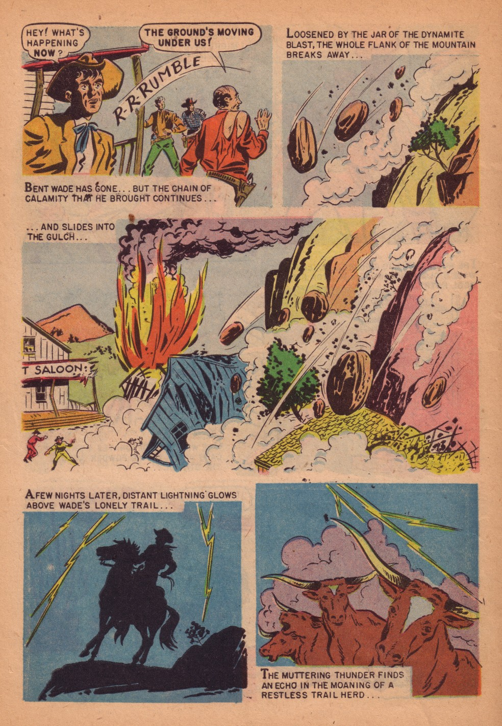 Four Color Comics issue 301 - Page 6
