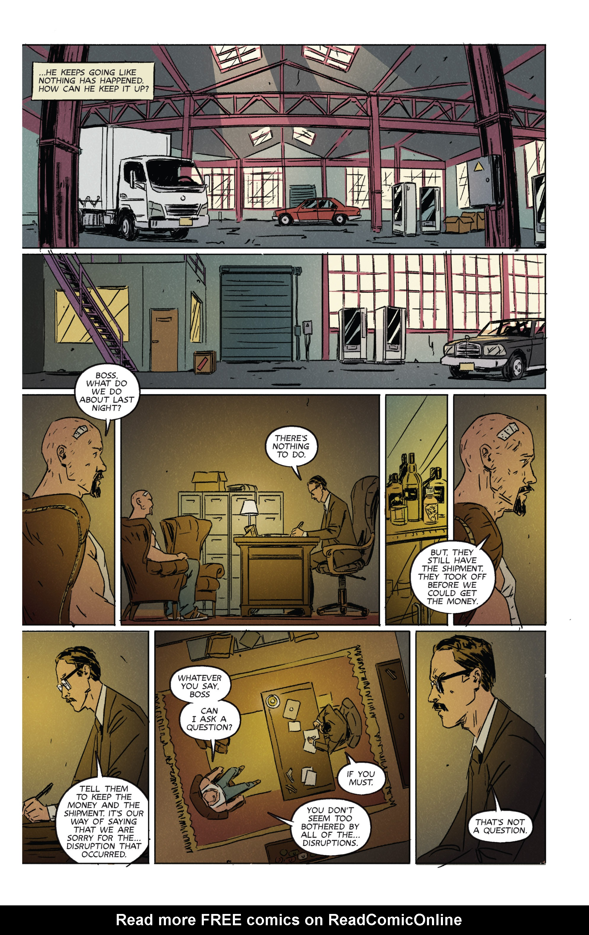 Read online Night Owl Society comic -  Issue #2 - 11