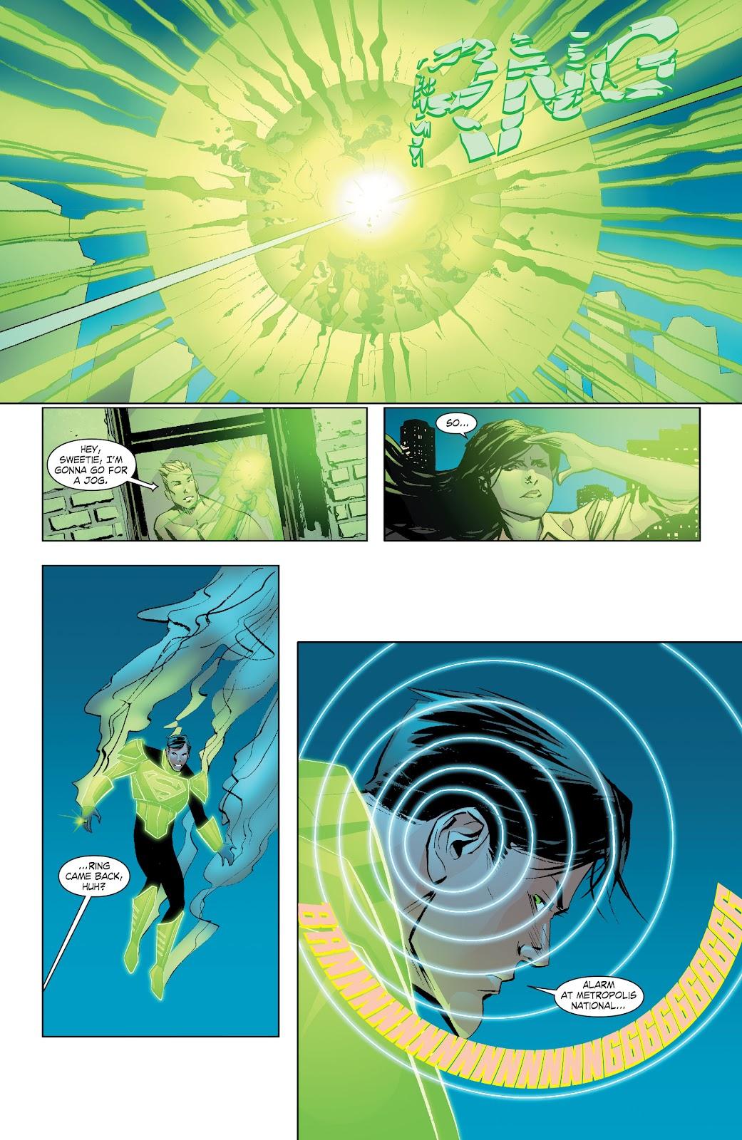Read online Smallville Season 11 [II] comic -  Issue # TPB 7 - 22