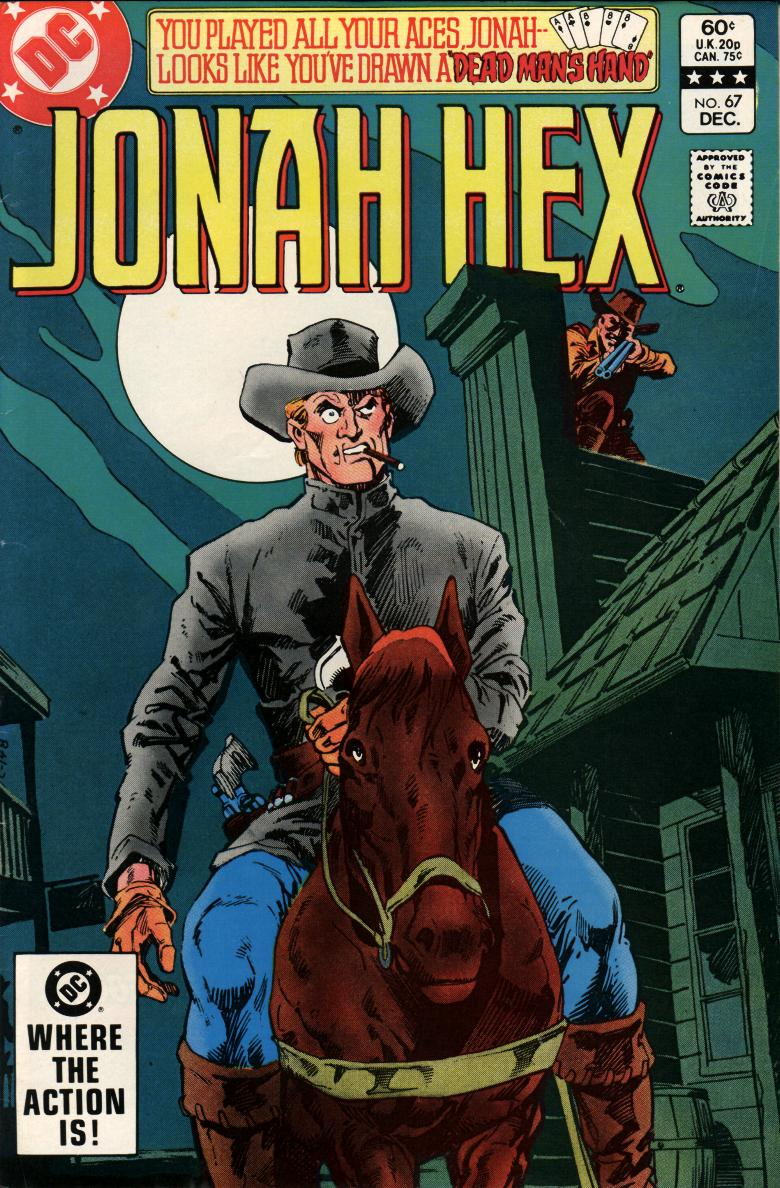 Jonah Hex (1977) 67 Page 1