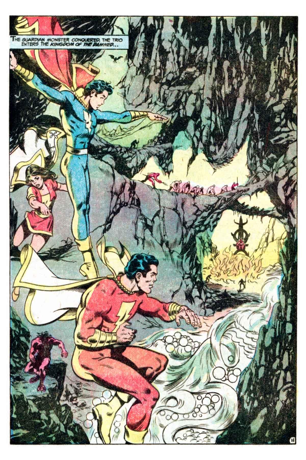 Read online Shazam! (1973) comic -  Issue #35 - 12