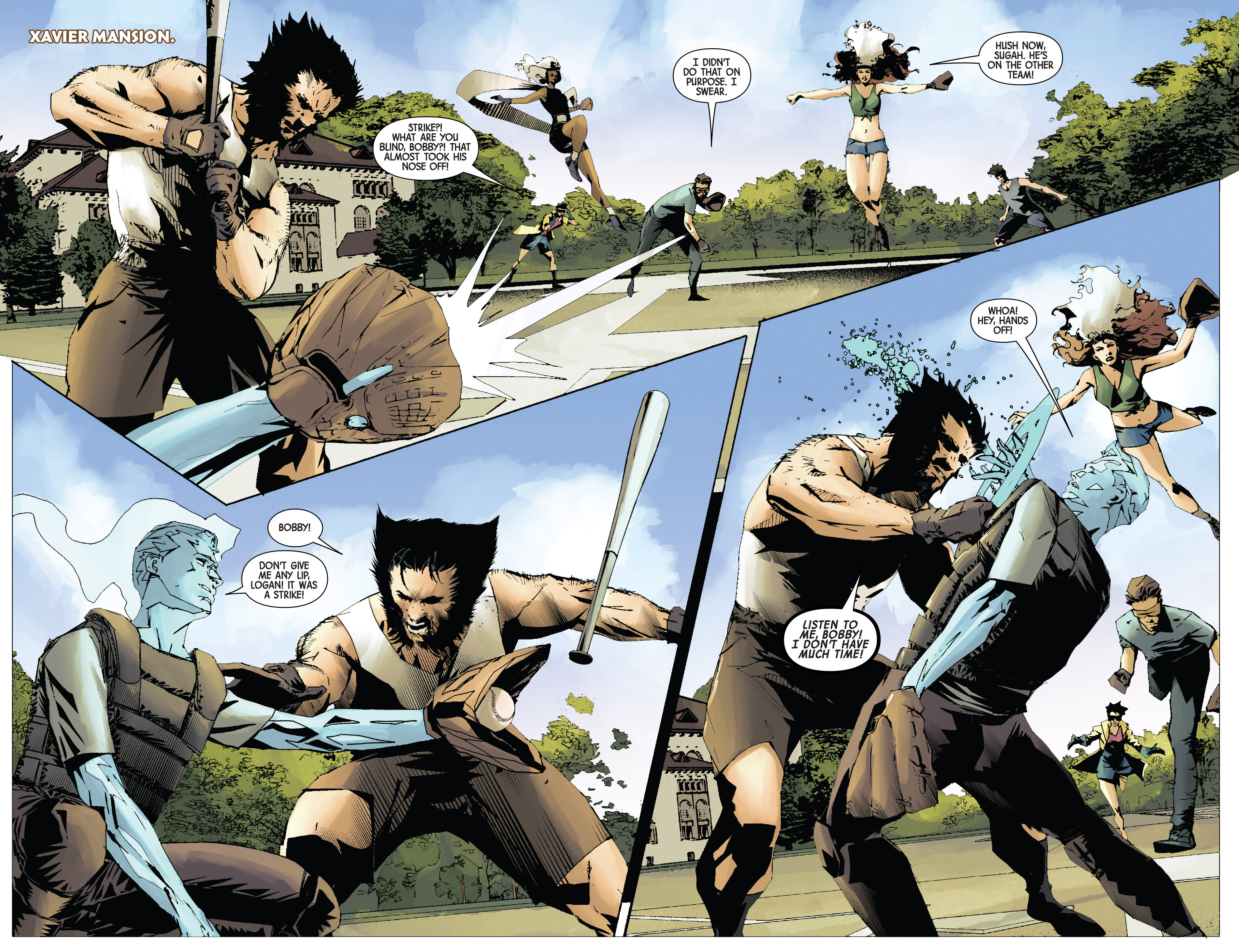Read online Old Man Logan (2016) comic -  Issue #23 - 13