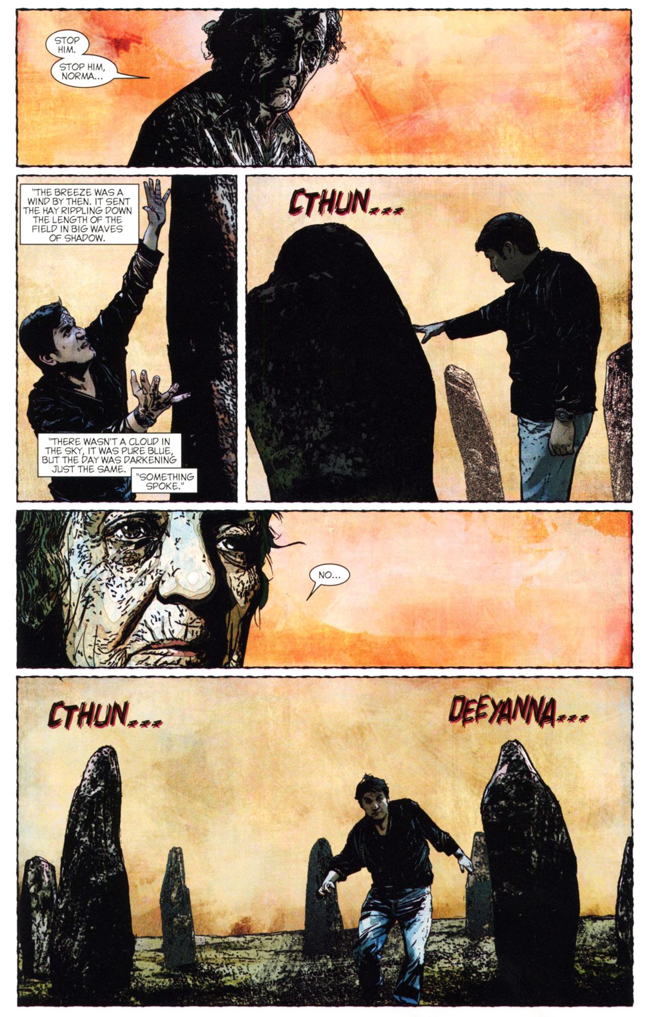 Read online Stephen King's N. comic -  Issue #2 - 10