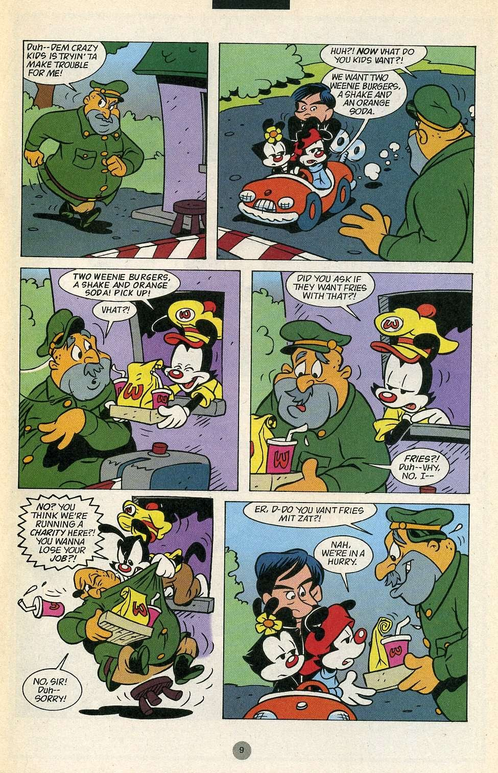 Animaniacs (1995) issue 14 - Page 11