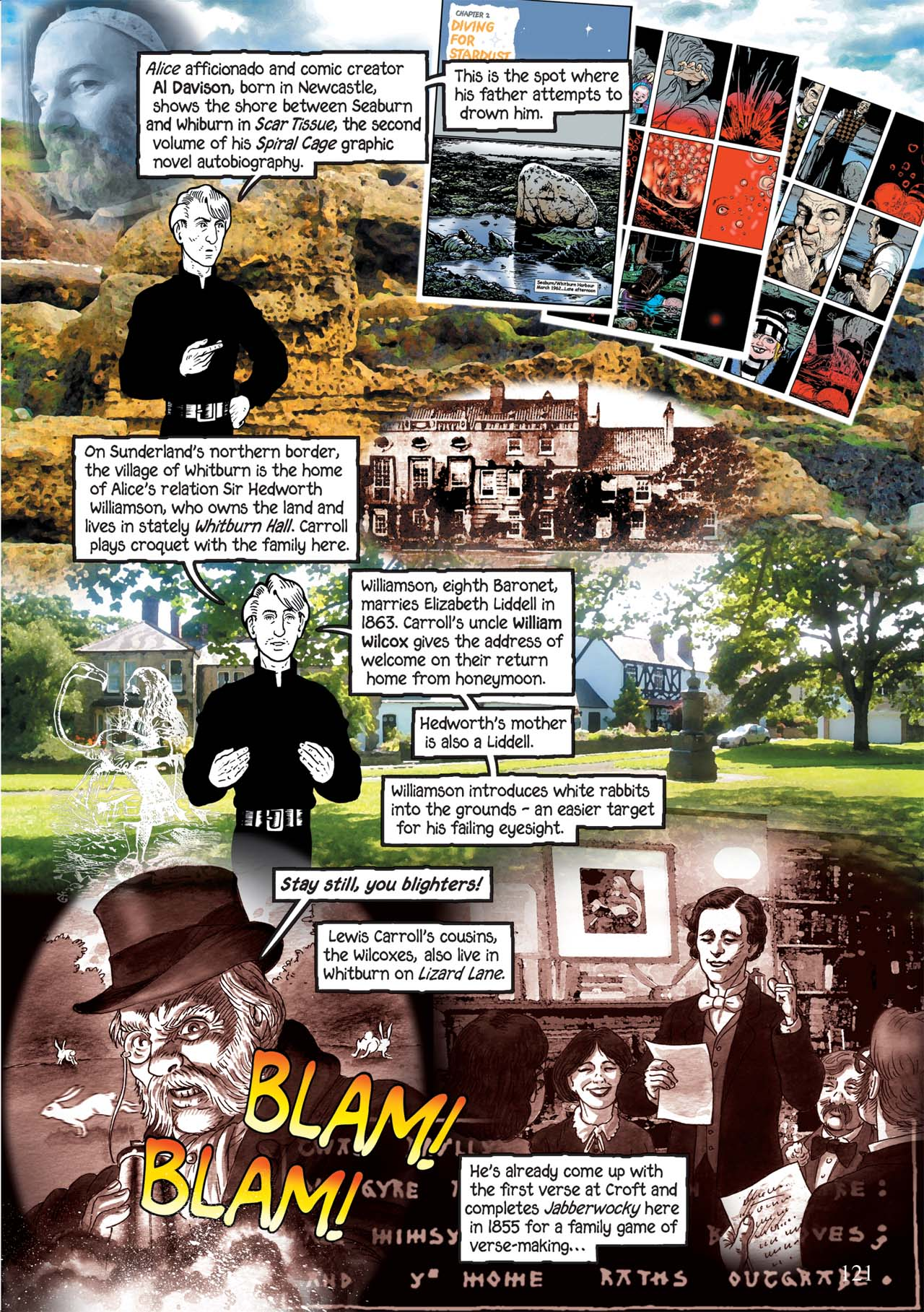 Read online Alice in Sunderland comic -  Issue # Full - 125
