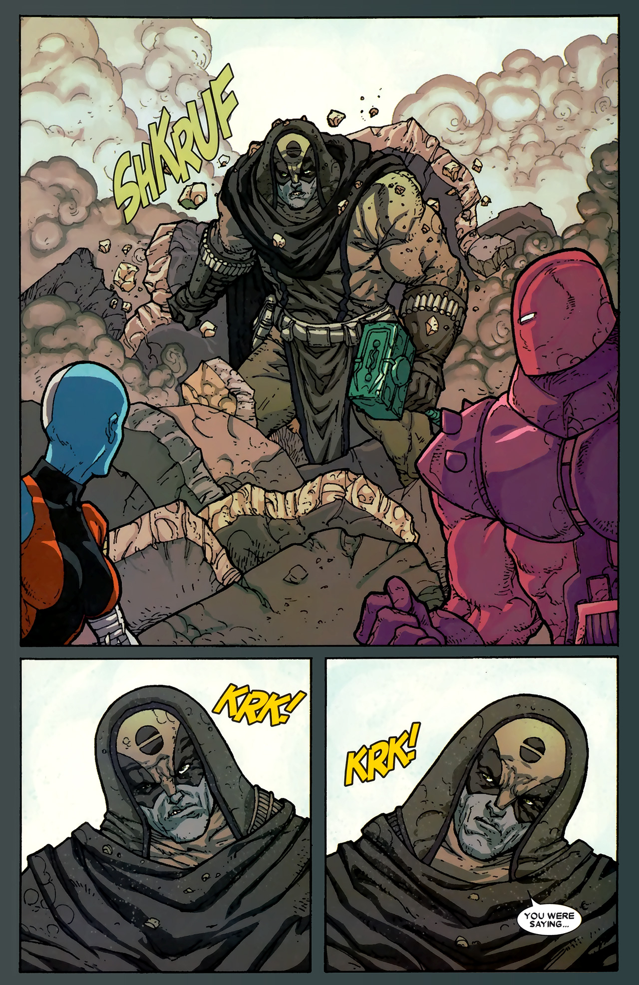 Read online Annihilation: Ronan comic -  Issue #1 - 23