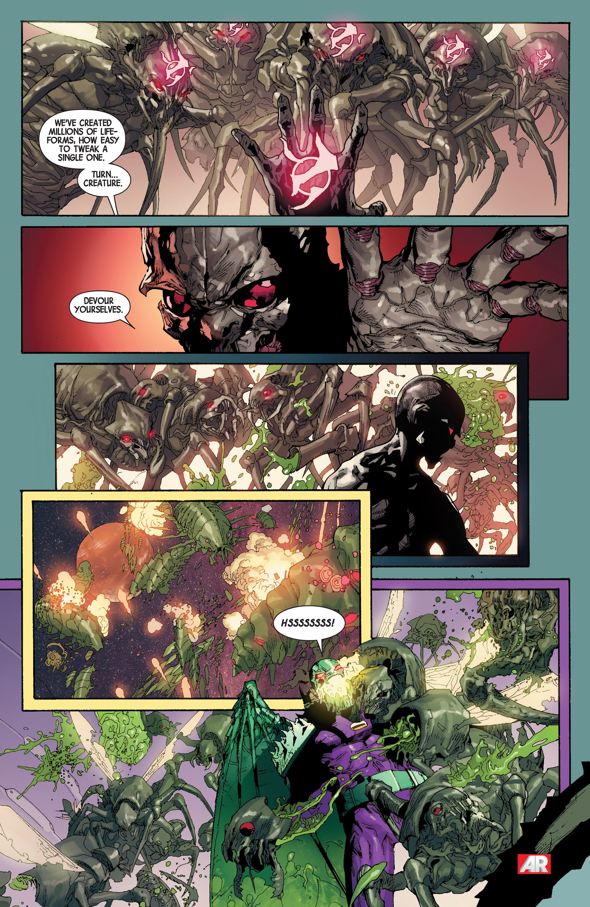 Read online Avengers (2013) comic -  Issue #21 - 18