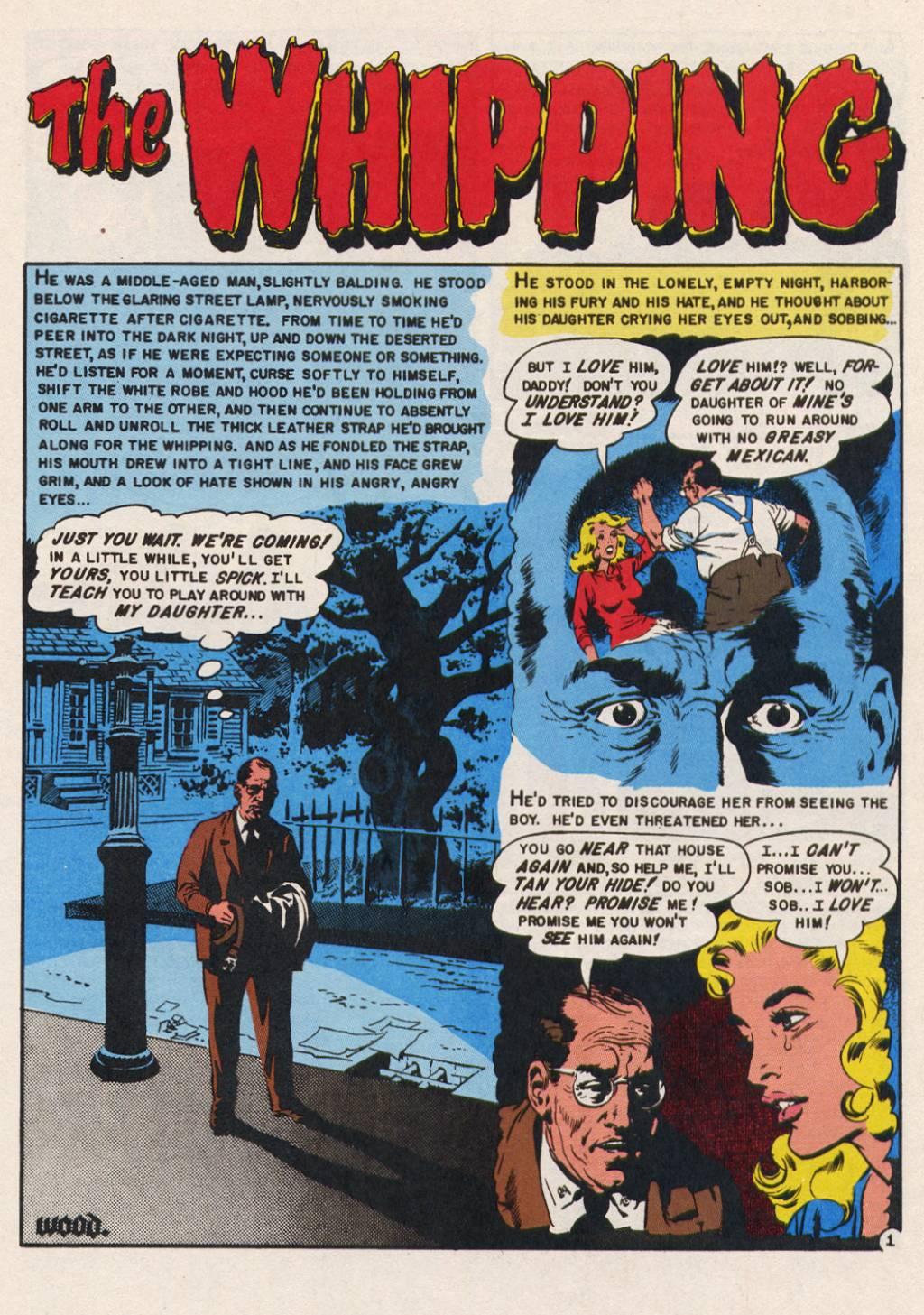 Read online Shock SuspenStories comic -  Issue #14 - 10