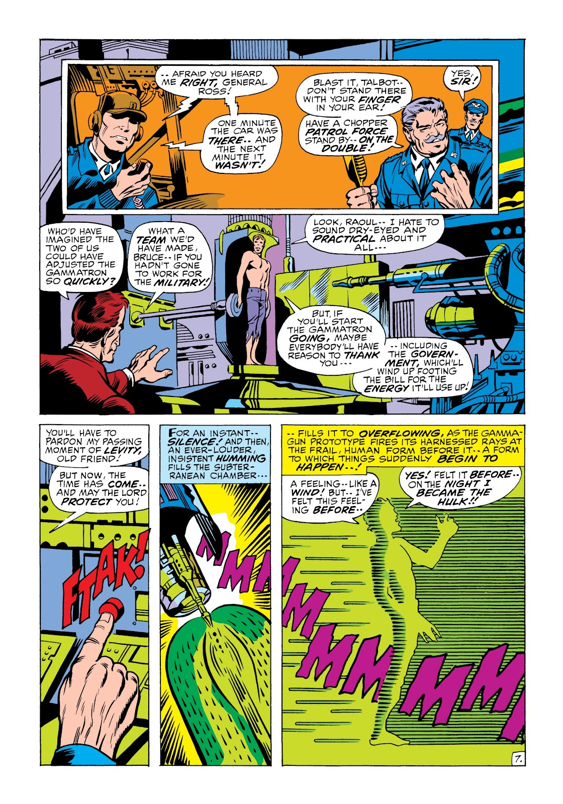 Read online Marvel Masterworks: The Incredible Hulk comic -  Issue # TPB 6 (Part 2) - 81