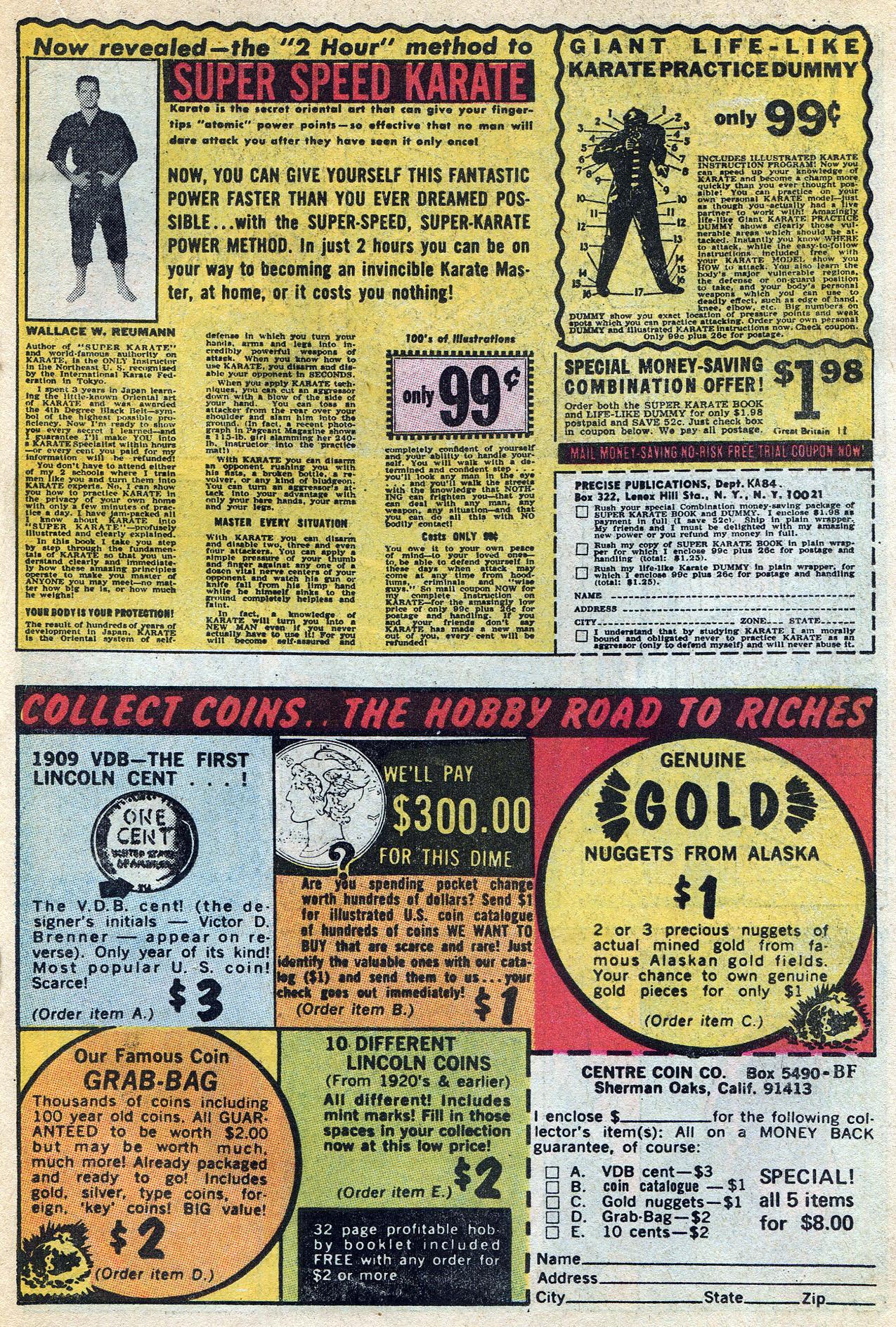 Read online Amazing Adventures (1970) comic -  Issue #3 - 19
