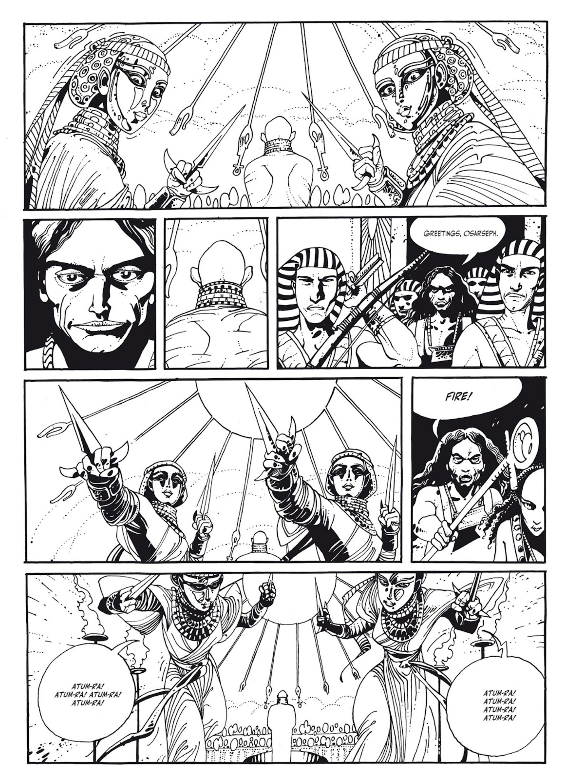 Read online The Egyptian Princesses comic -  Issue # TPB 1 (Part 2) - 62