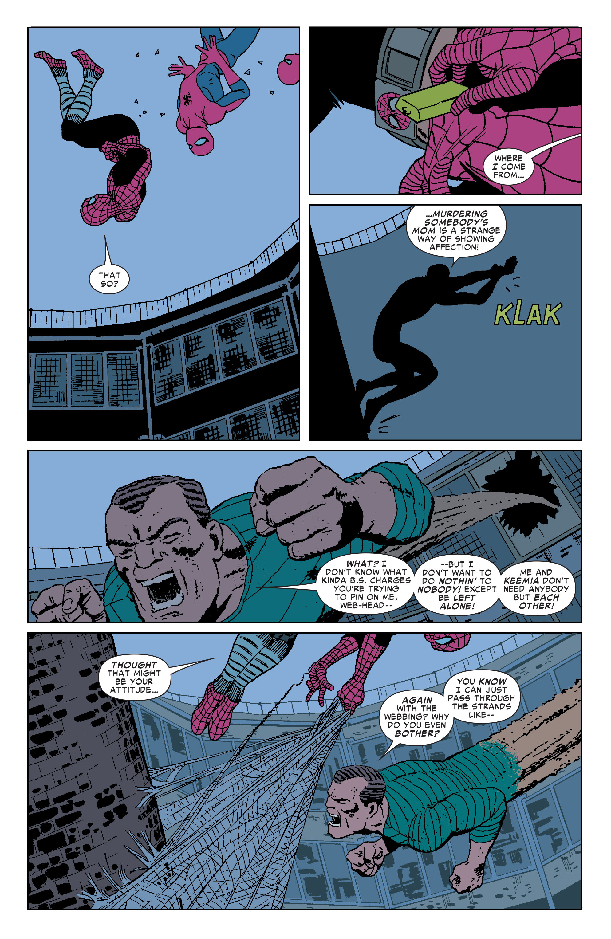 The Amazing Spider-Man (1963) 615 Page 21