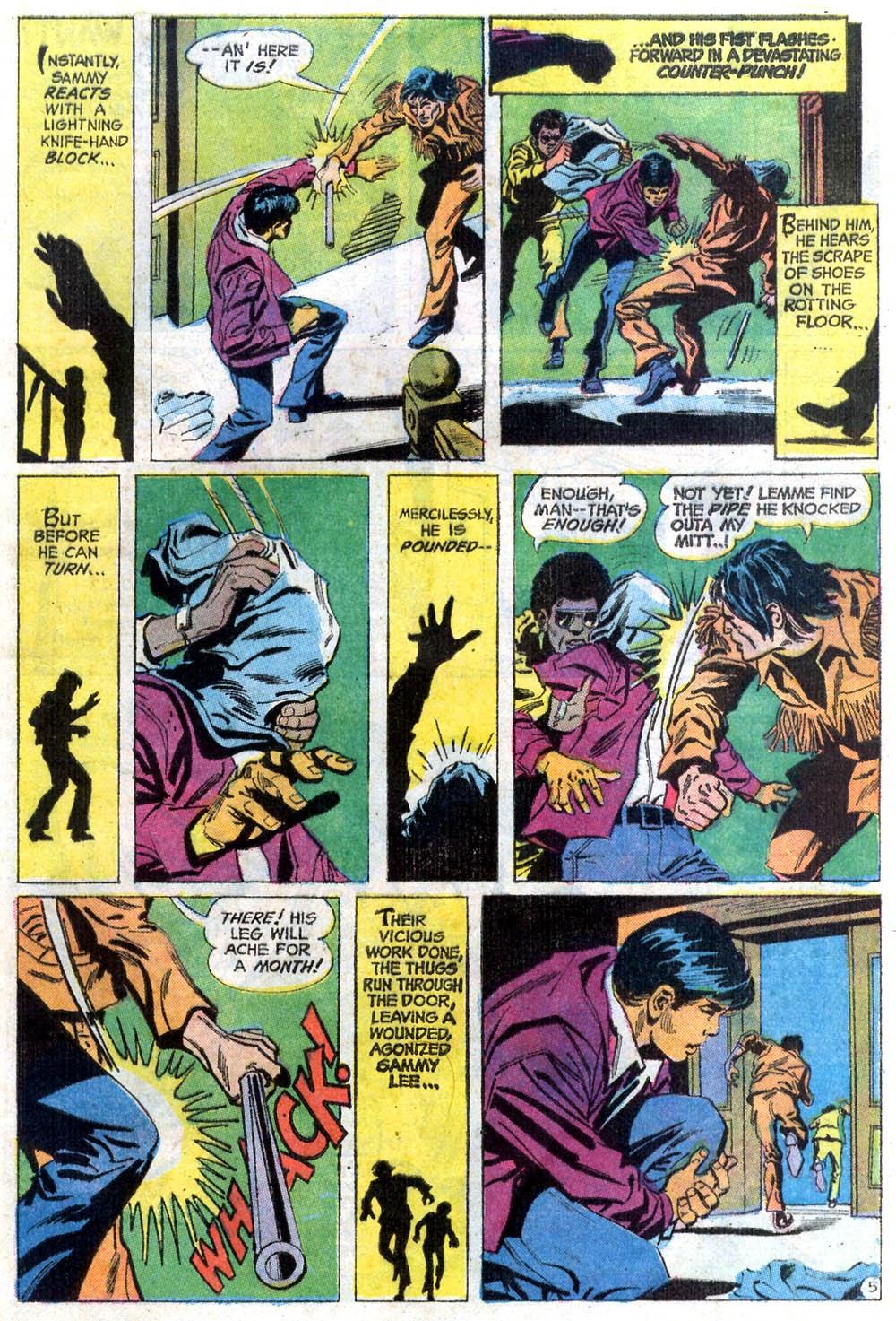 Read online Strange Sports Stories (1973) comic -  Issue #2 - 6