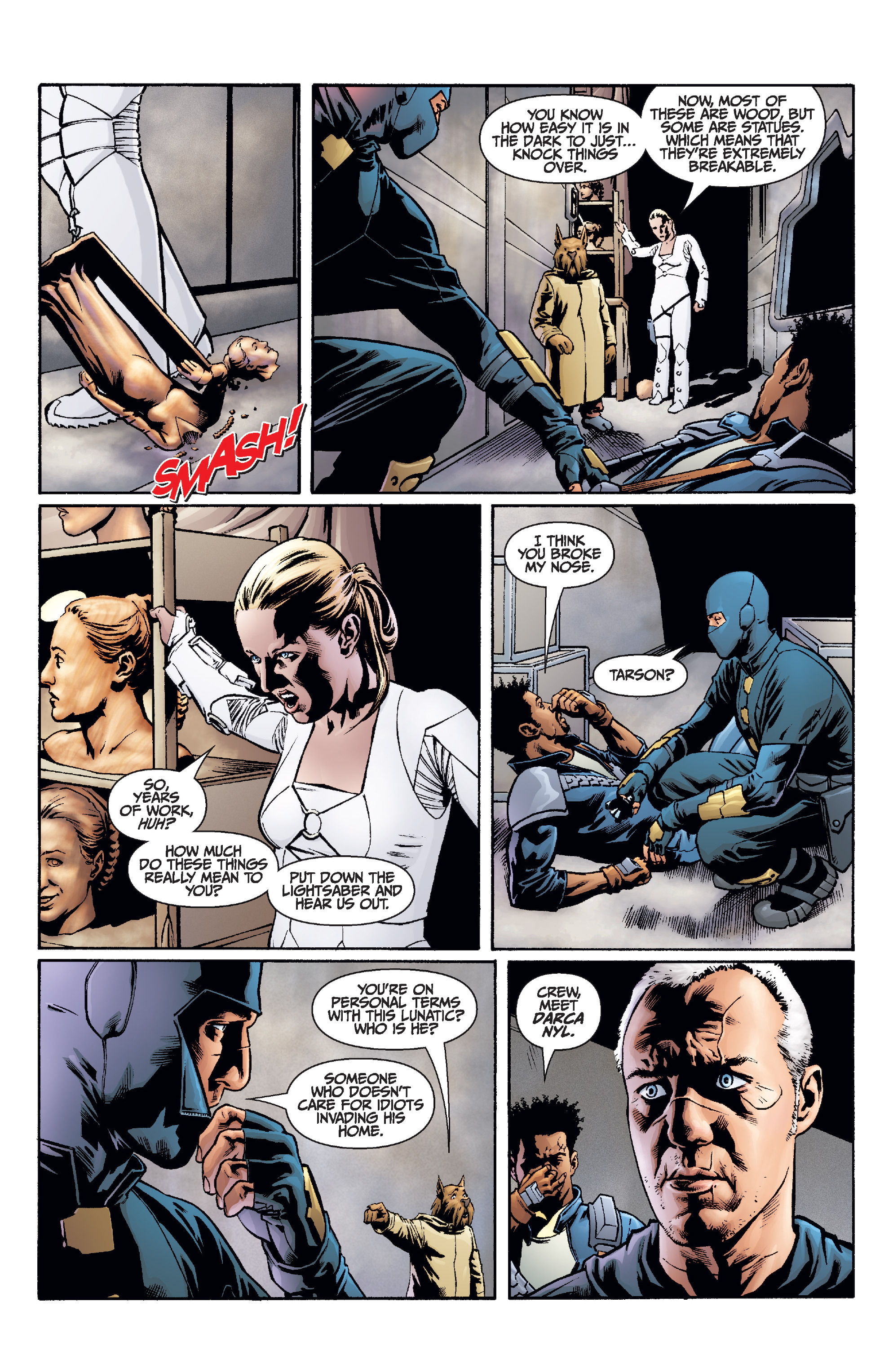 Read online Star Wars Omnibus comic -  Issue # Vol. 20 - 213