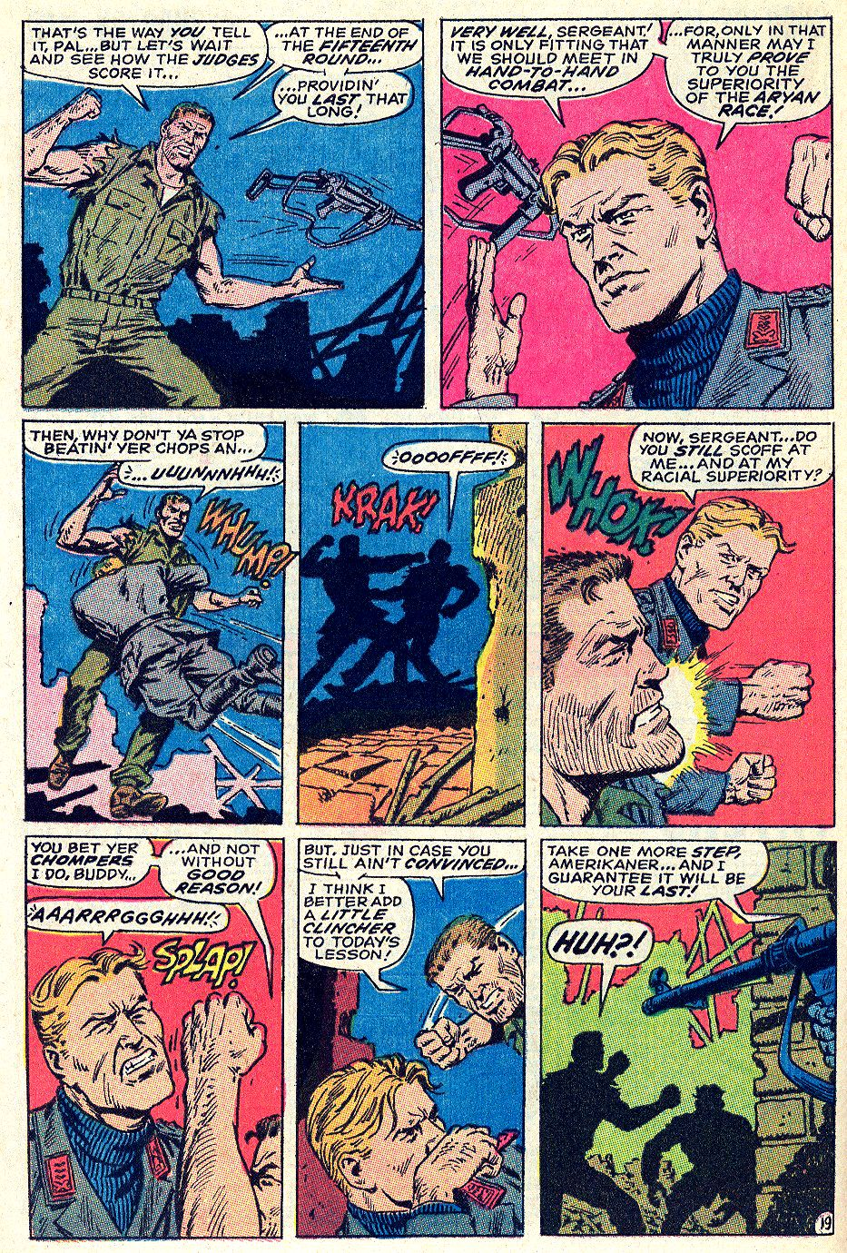 Read online Sgt. Fury comic -  Issue #66 - 28